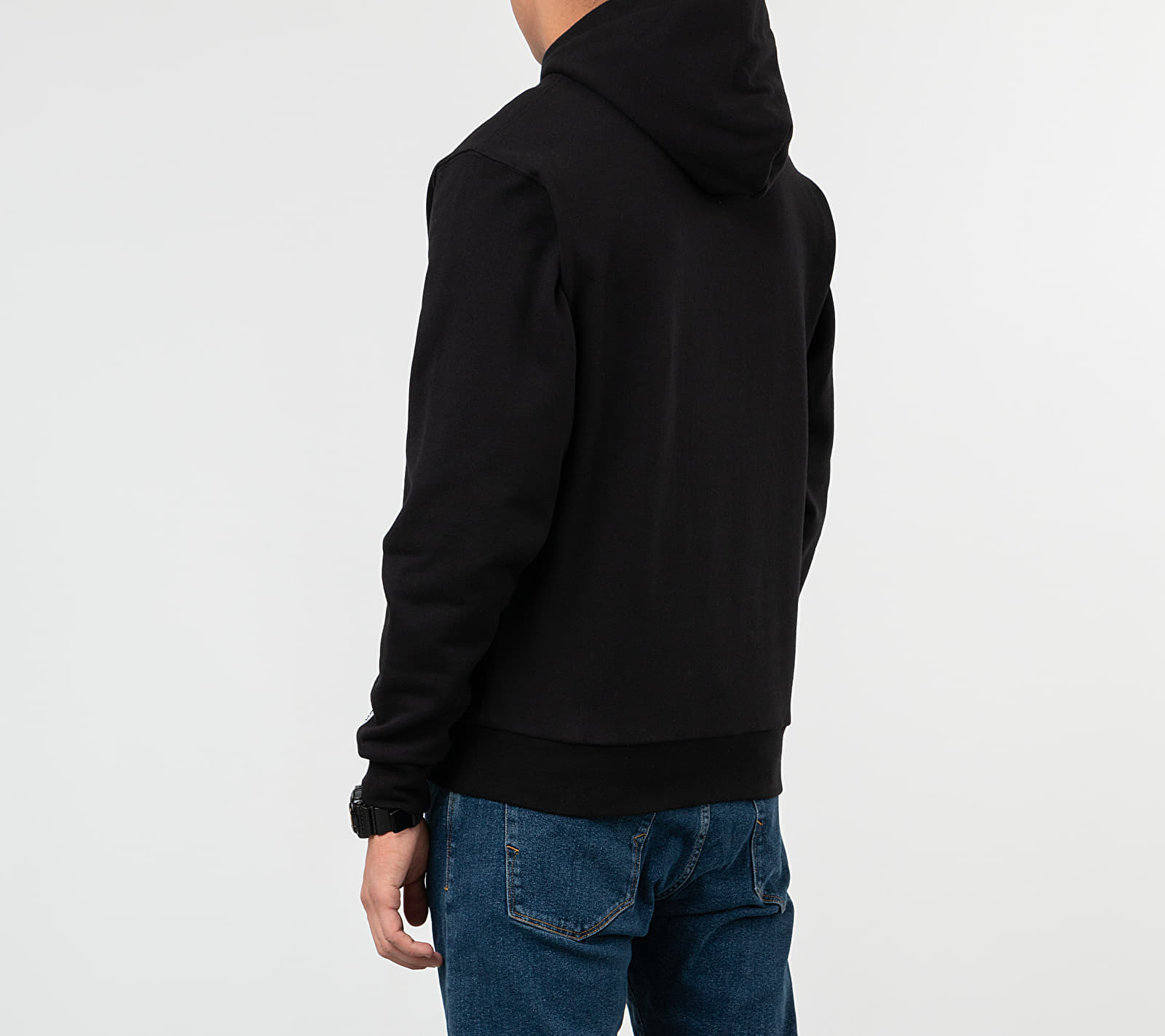 Billionaire Boys Club Mountain Fill Popover Hoodie Black