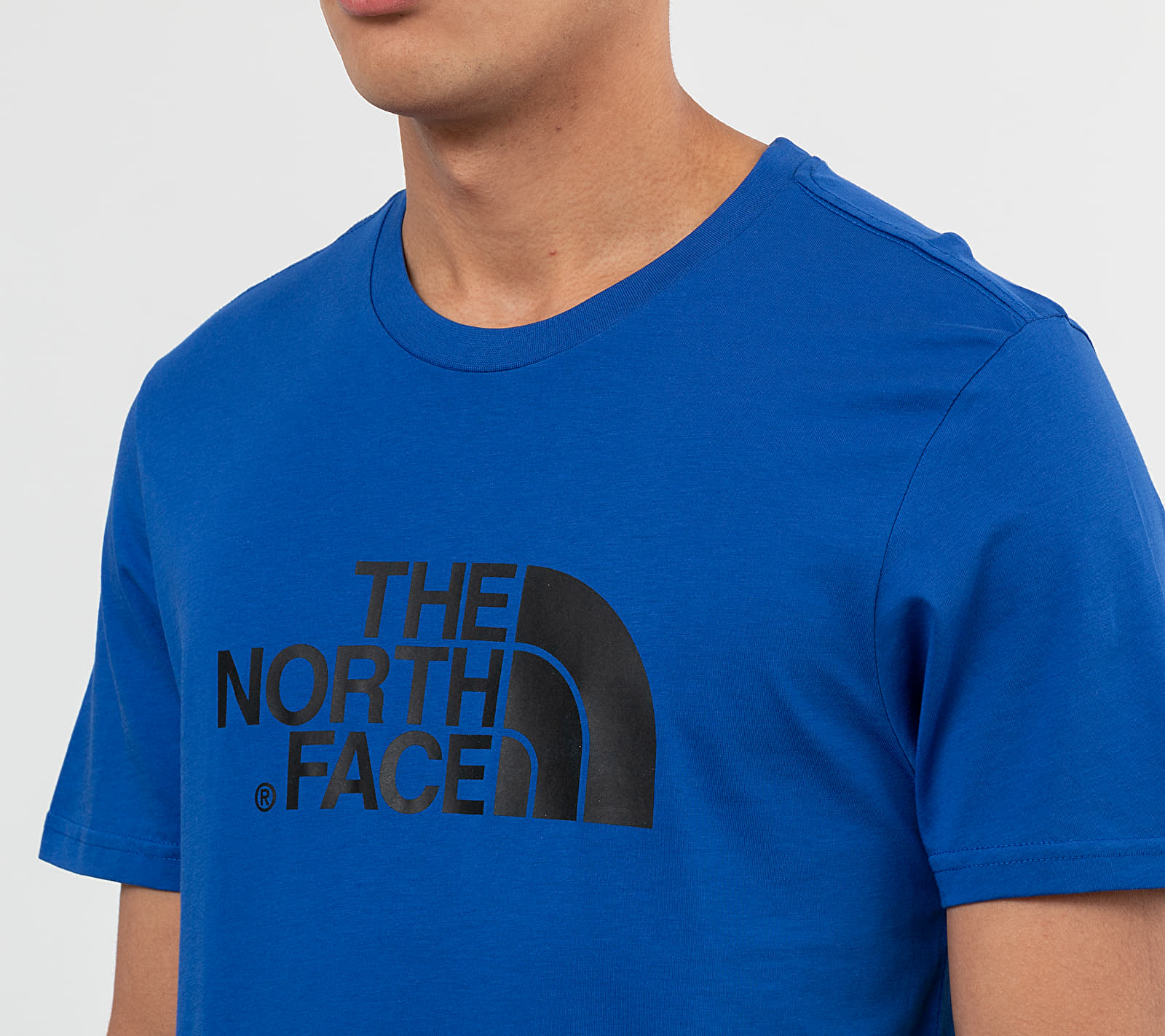 The North Face Easy Tee Blue/ Black