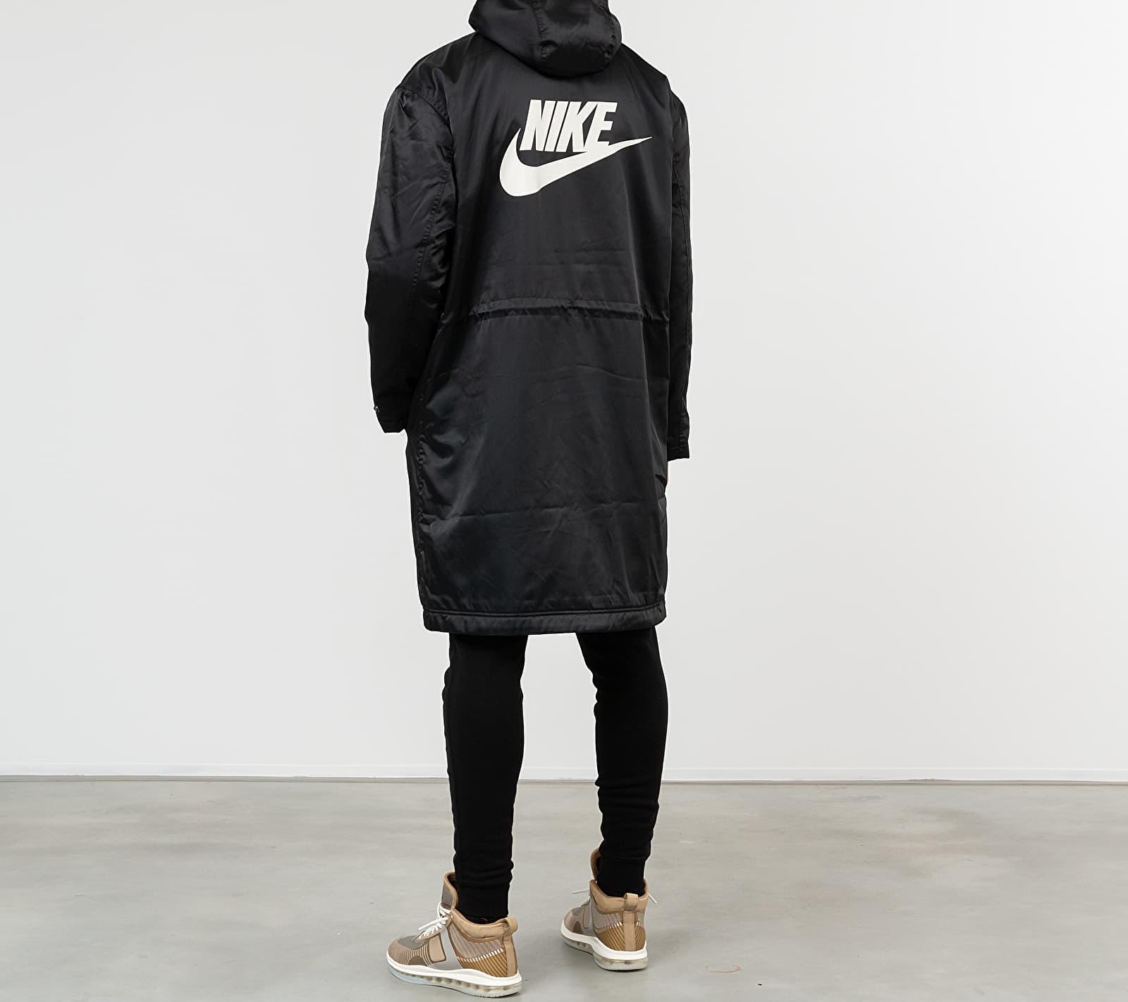 Nike Sportswear Syn Fill Parka Black/ Sail/ Sail