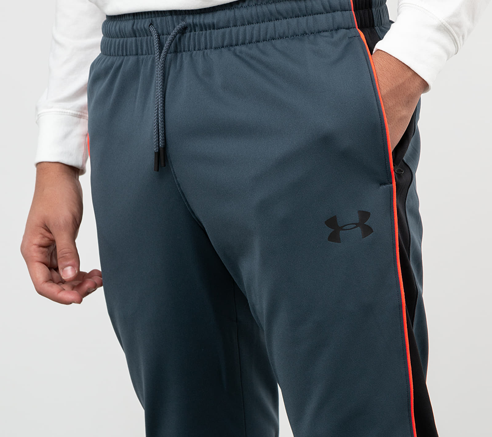 Under Armour Unstoppable Essential Track Pants Grey, Gray
