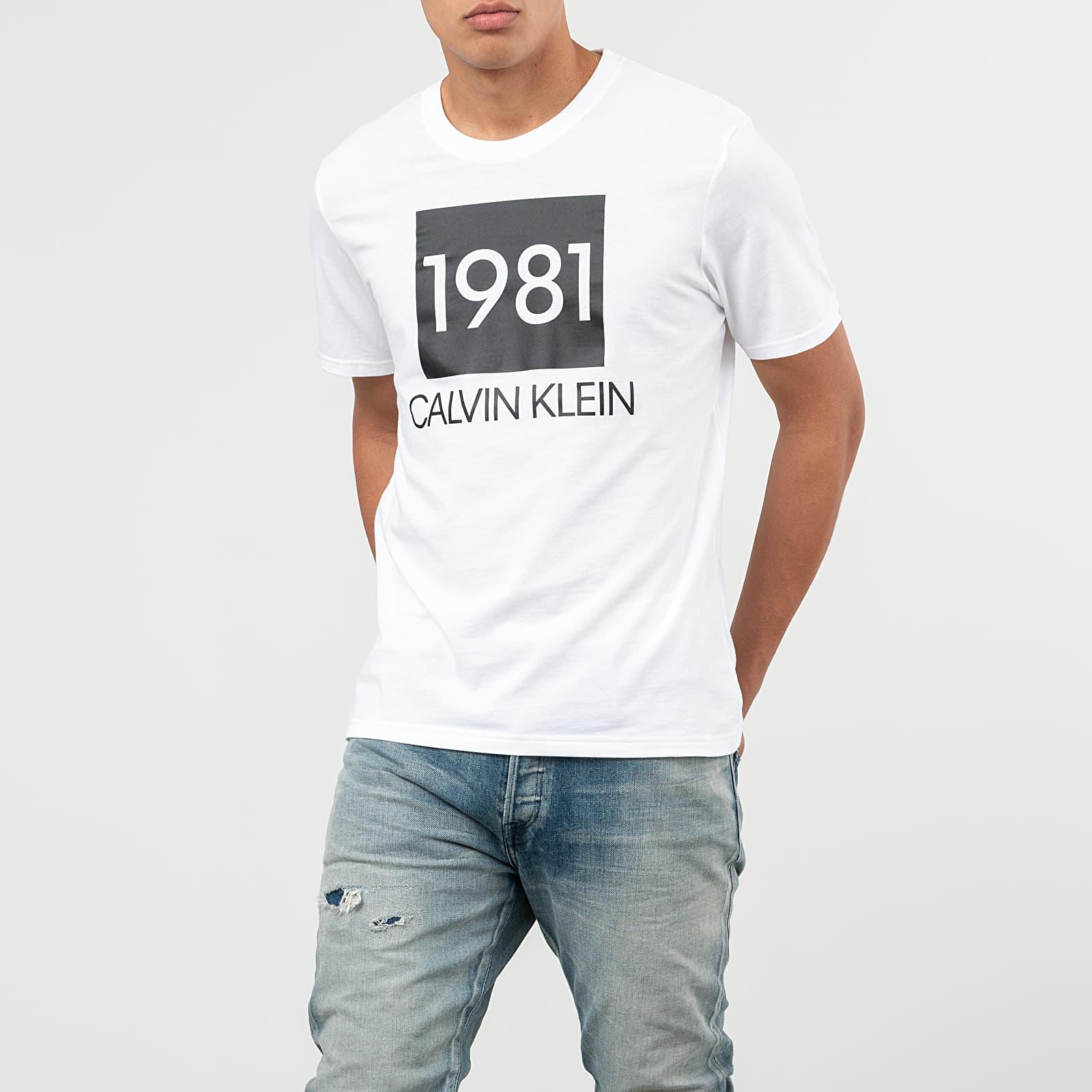 Calvin Klein 1981 Tee