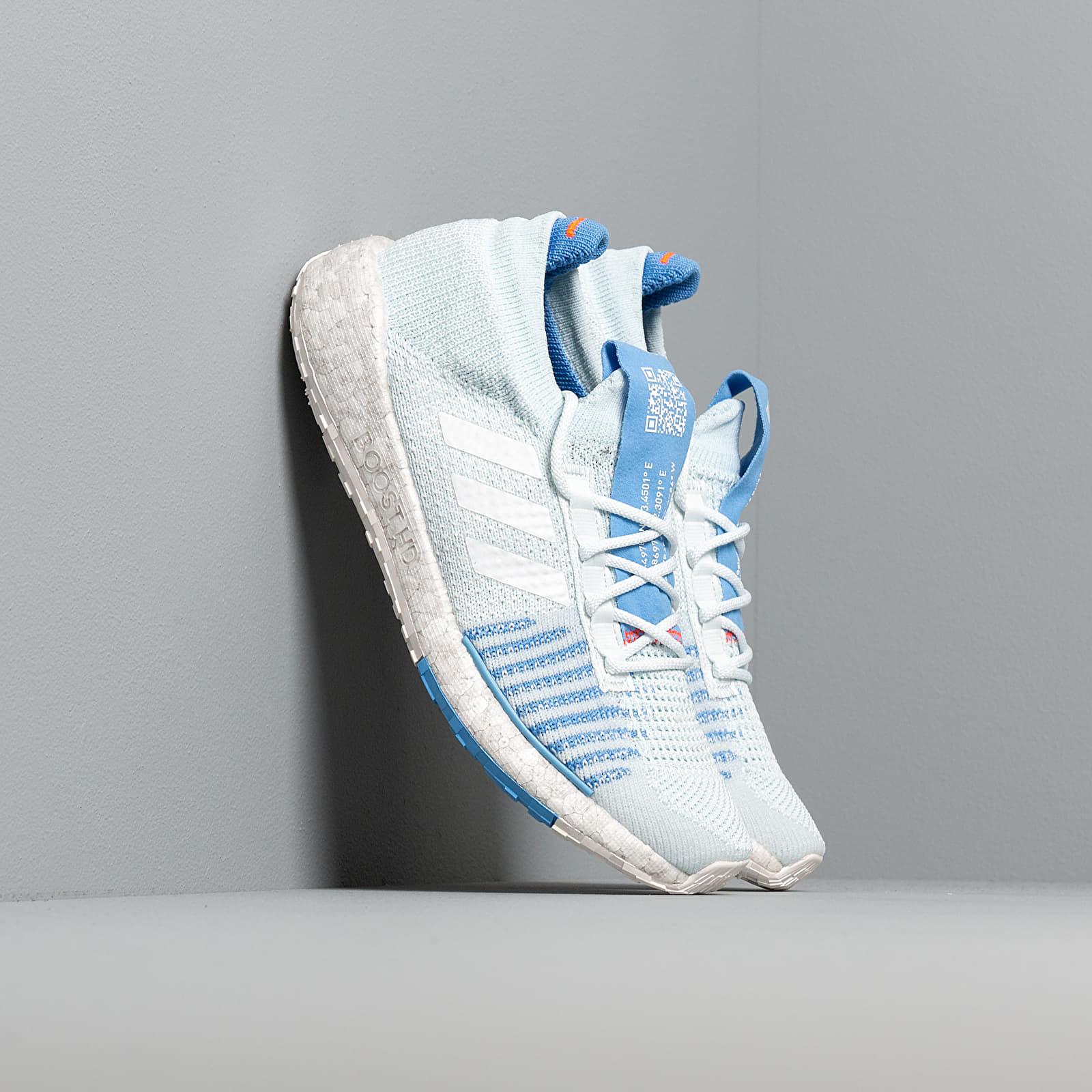 adidas PulseBOOST HD w Blue Tint Ftw White Real Blue | Footshop
