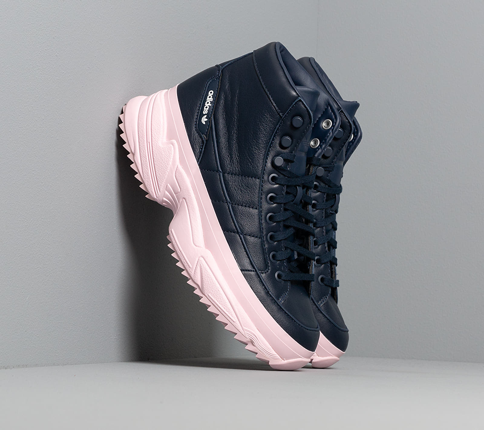 adidas Kiellor Xtra W Collegiate Navy/ Collegiate Navy/ Clear Pink, Blue
