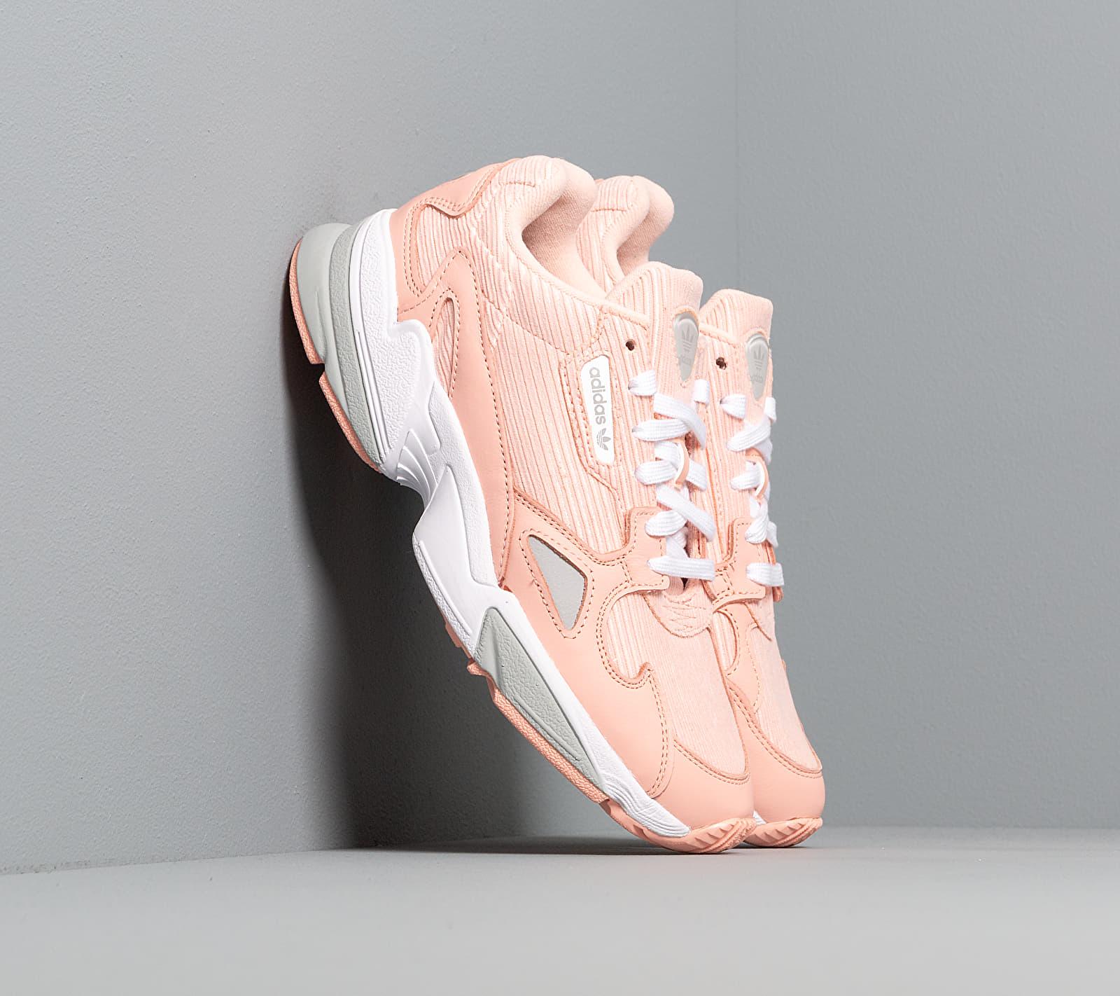 adidas Falcon W Glow Pink/ Grey Two/ Ftw White EUR 41 1/3