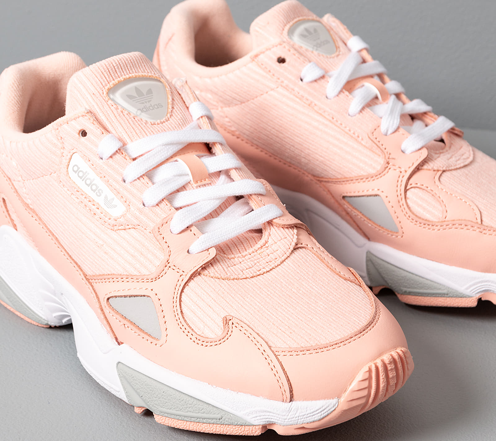 adidas Falcon W Glow Pink/ Grey Two/ Ftw White