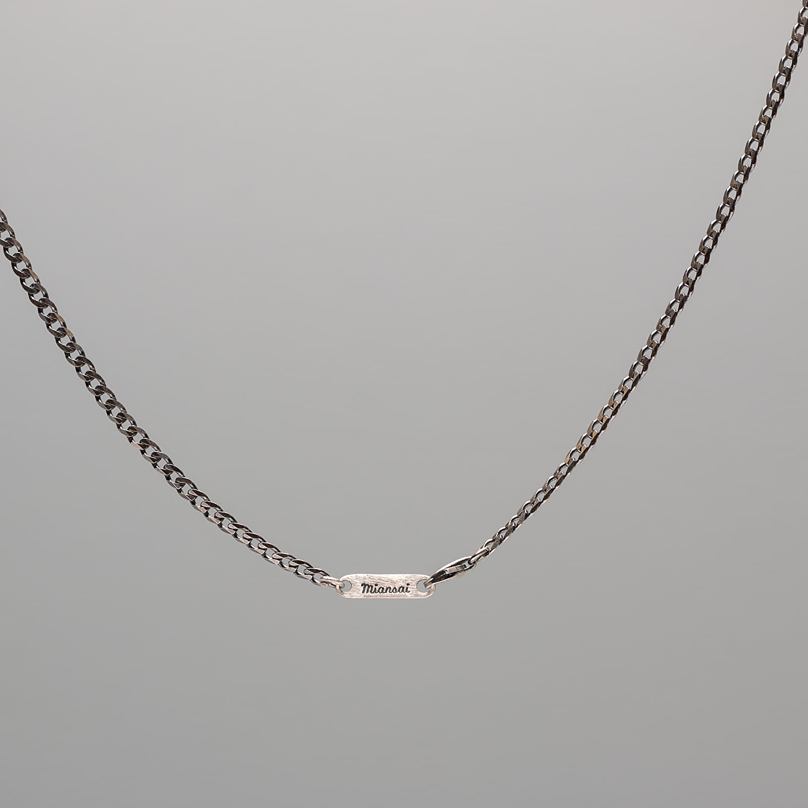 Miansai 3mm Chain Necklace