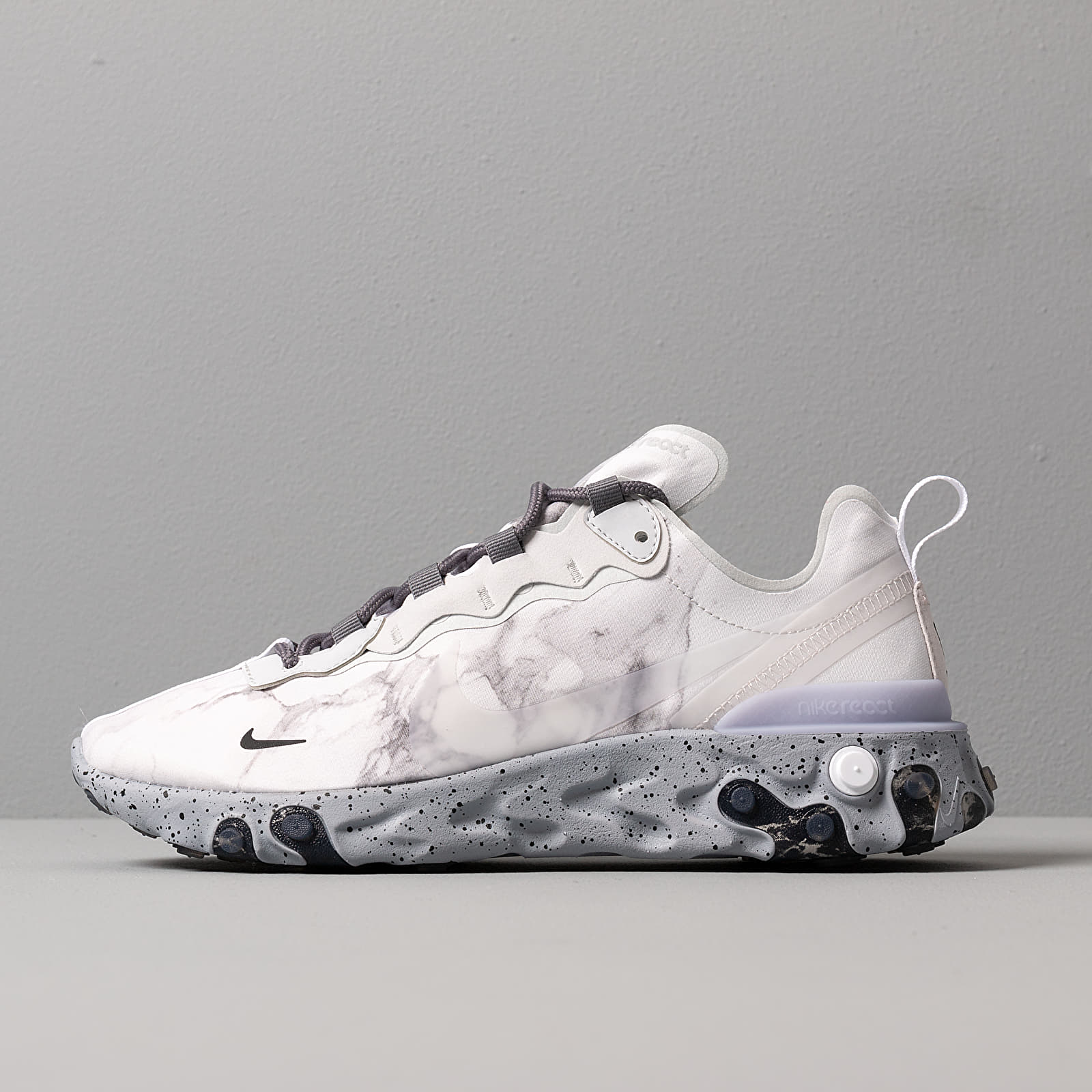 x Platinum 55 Clear Pure Nike Kendrick Element Lamar React 8X0nwkOP