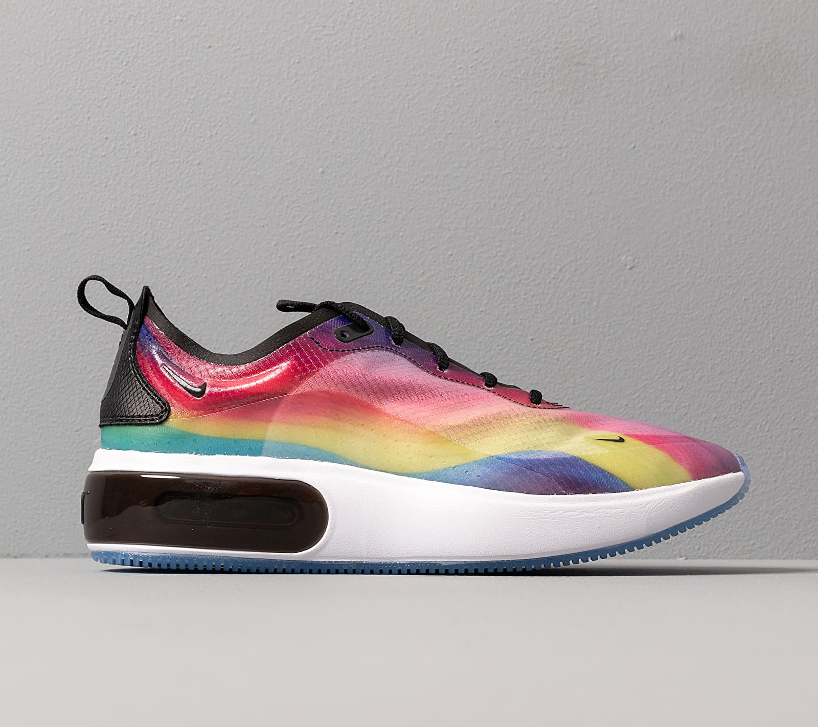 Nike W Air Max Dia NRG Multi-Color/ Black-White, Multicolour