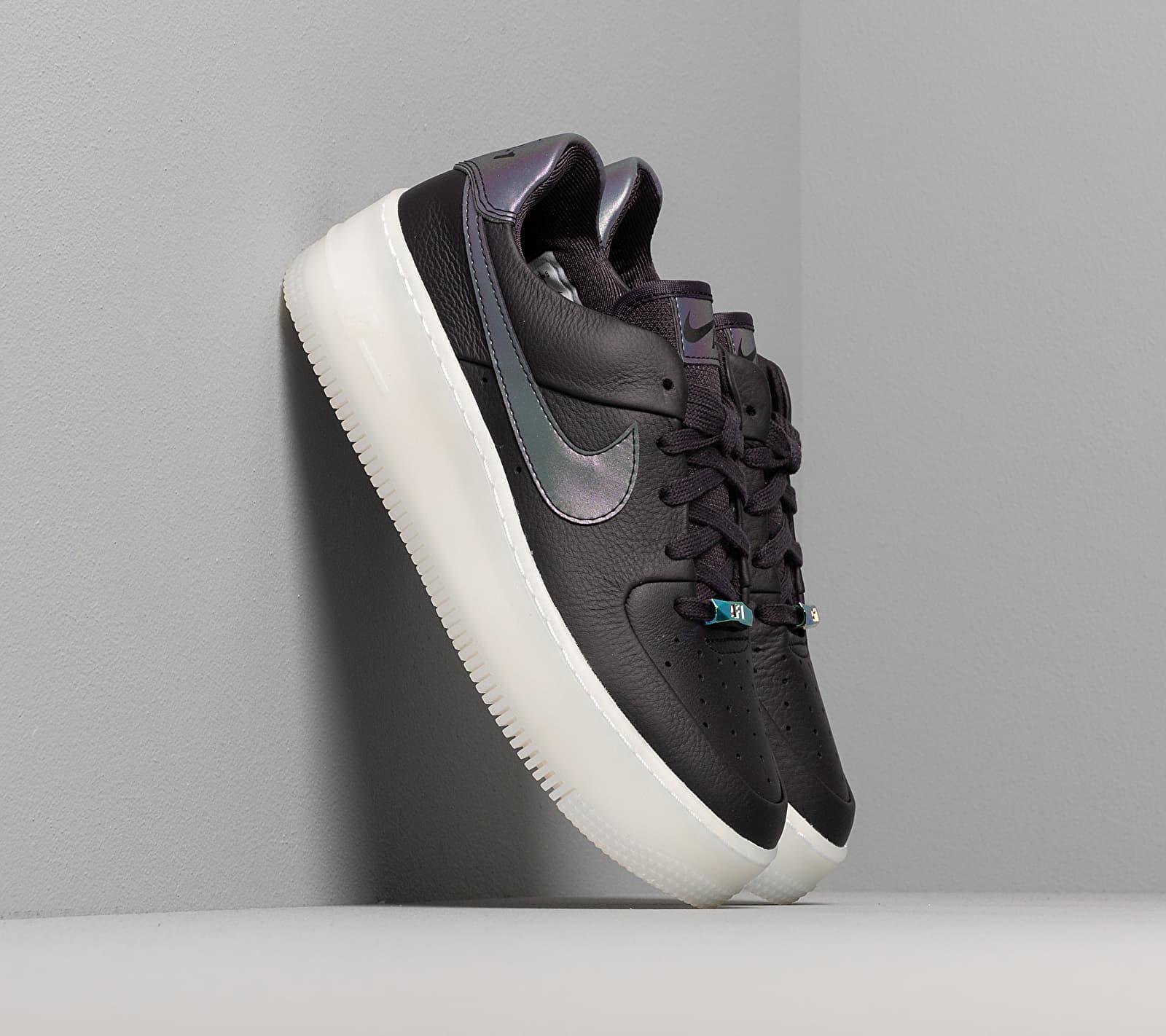 Nike W Air Force 1 Sage Low LX Oil Grey/ Blank-White EUR 35.5