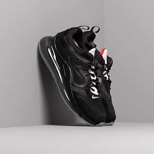 Nike Air Max 720 / Obj Black/ Summit White-Red Orbit | Footshop