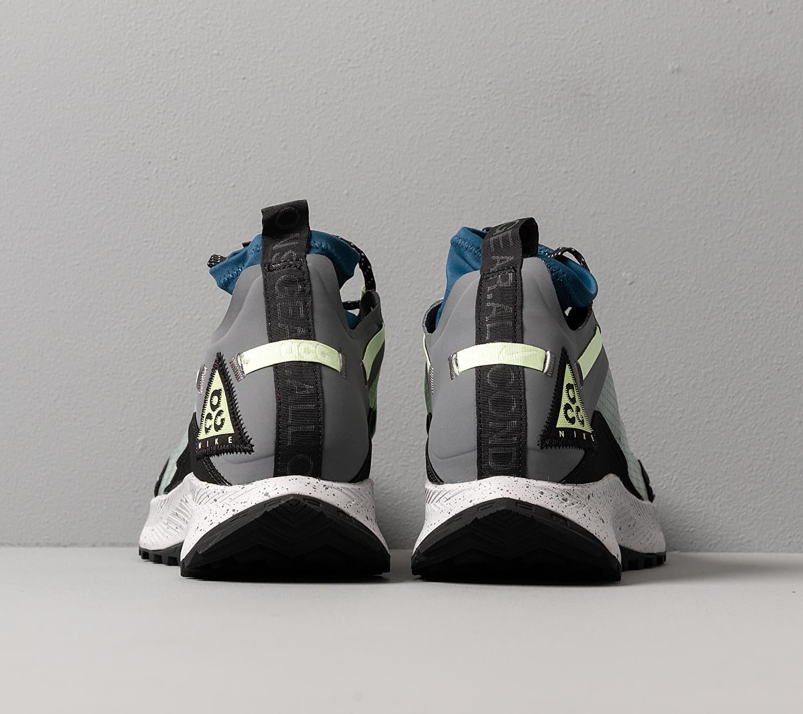 Nike ACG Zoom Terra Zaherra Aviator Grey/ Barely Volt-Vast Grey, Gray