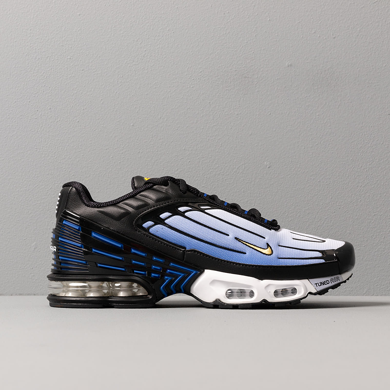 Nike Air Max Plus III BlackChamois Hyper Blue White