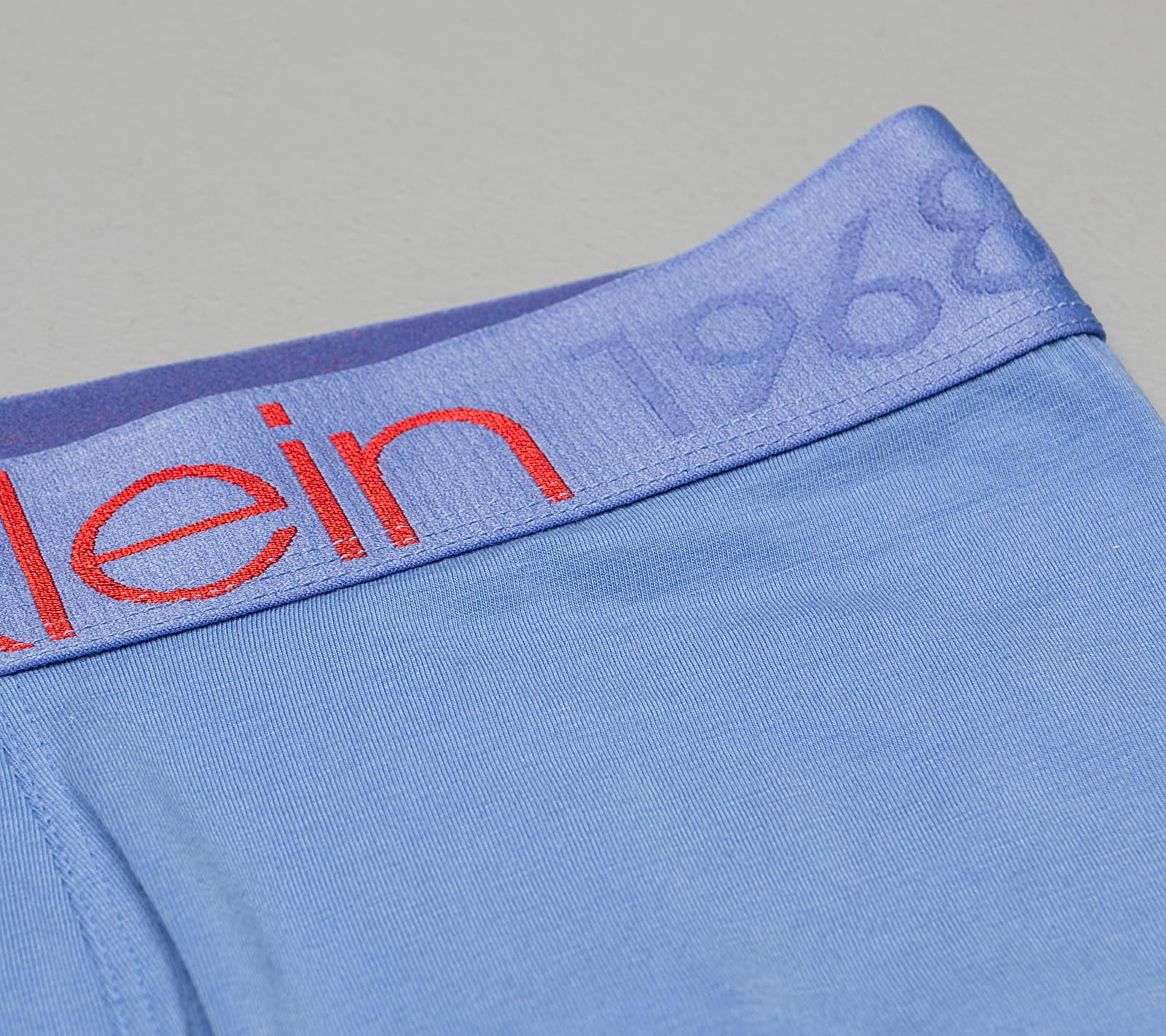 Calvin Klein Evolution Trunk Blue