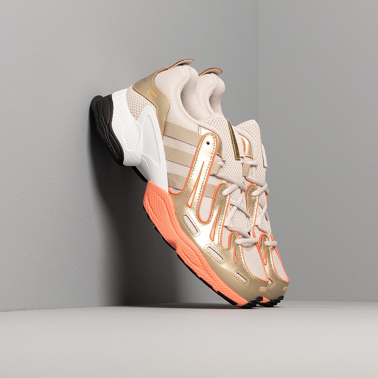 Ανδρικά παπούτσια adidas EQT Gazelle Core Brown/ Raw Gold/ Semi Core Orange