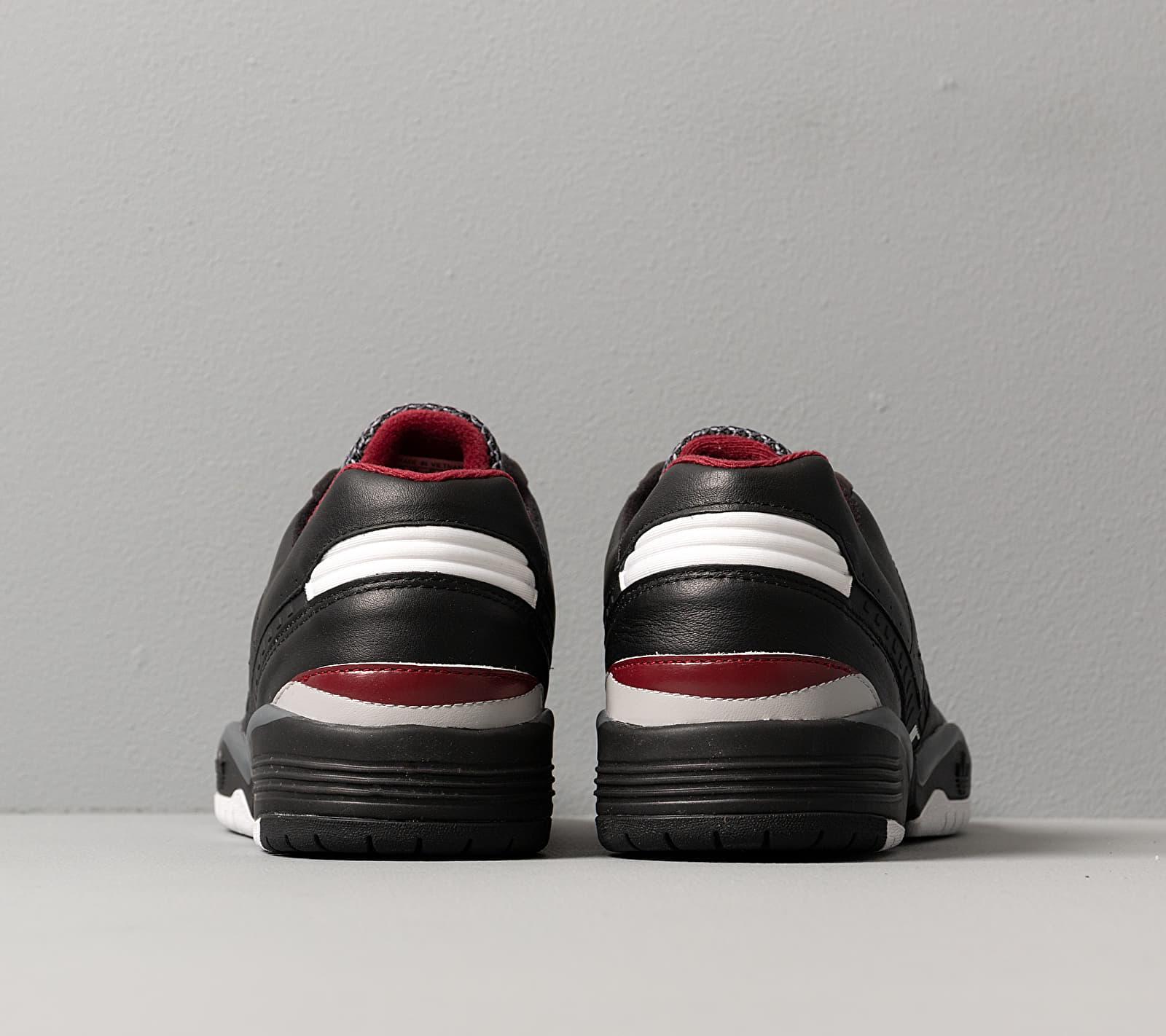 adidas Torsion Comp Core Black/ Ftw White/ Core Burgundy