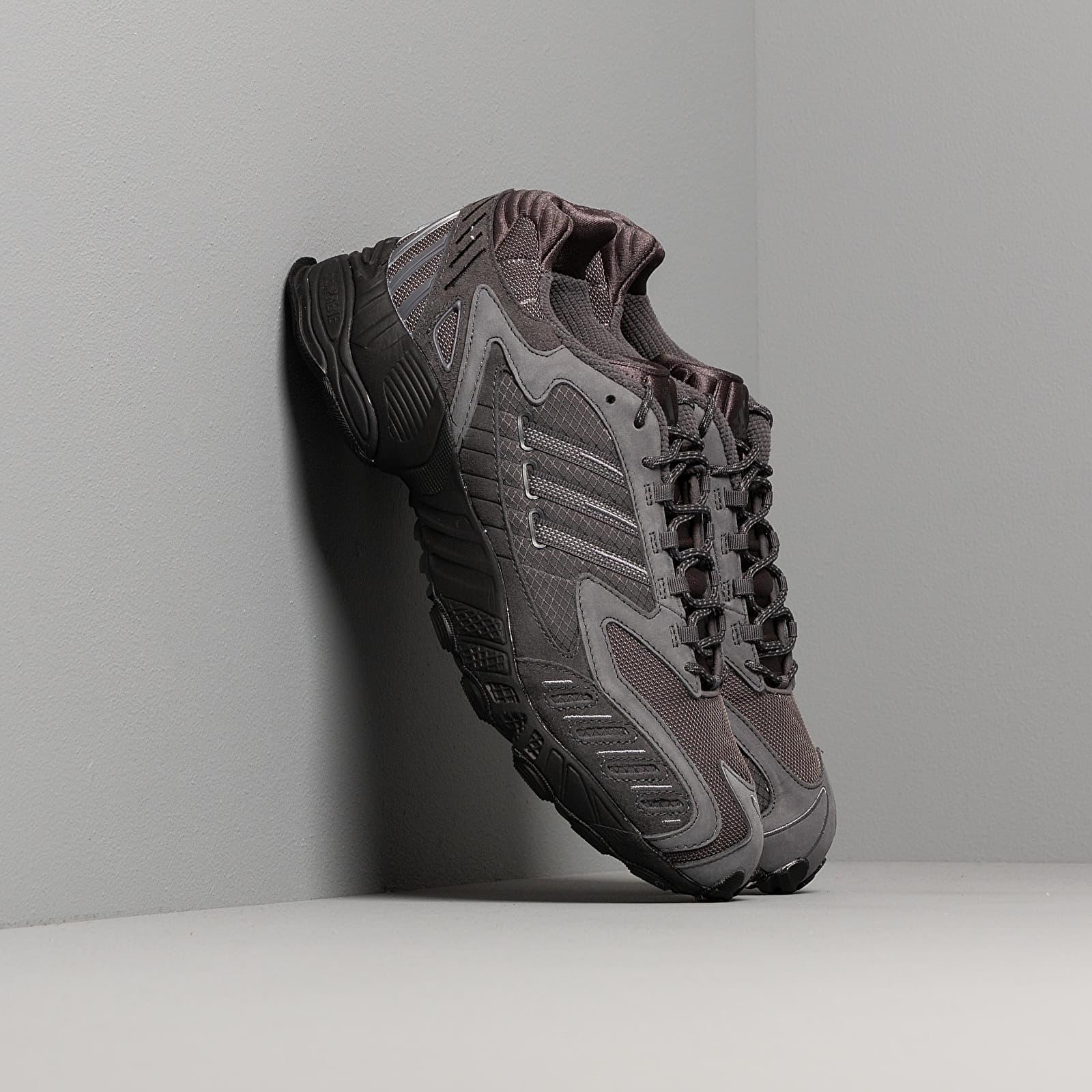 Мужская обувь adidas Torsion TRDC Grey Six/ Grey Six/ Core Black