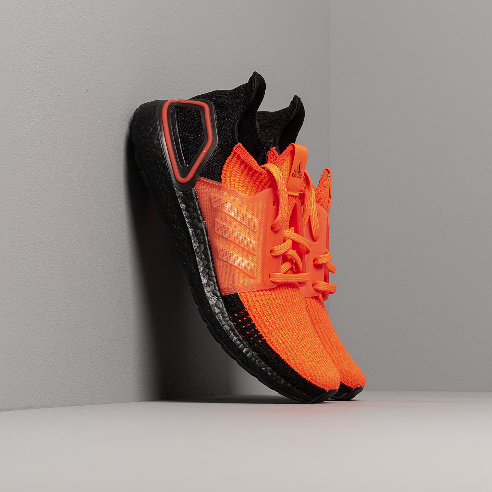 Men's shoes adidas UltraBOOST 19 M Solar Red/ Core Black/ Solar Red