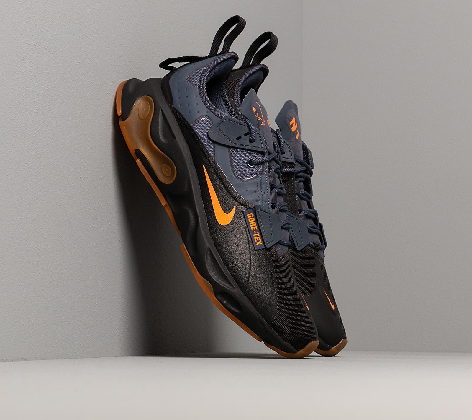 Nike React-Type GTX Black/ Bright Ceramic-Thunder Grey EUR 43