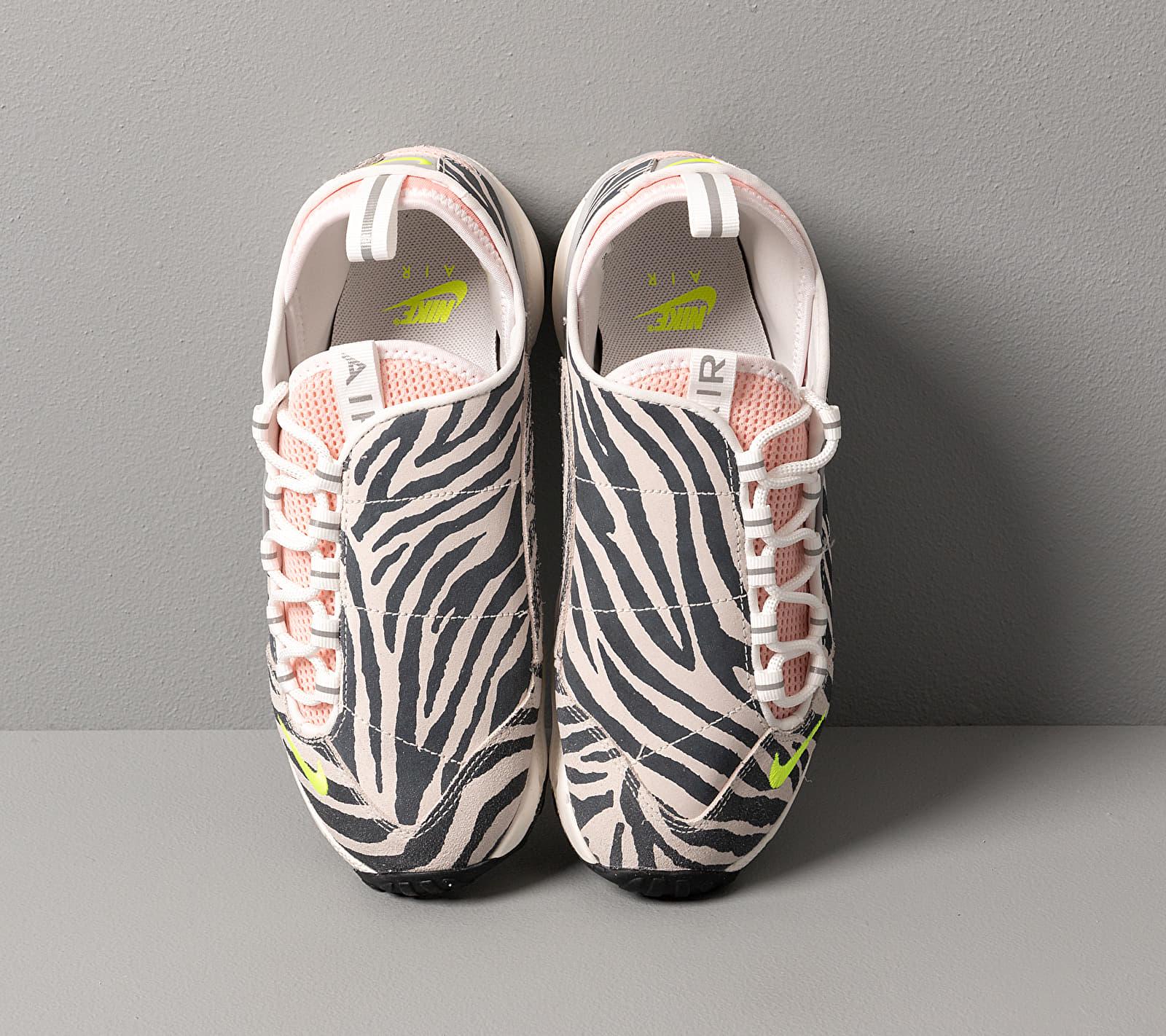 Nike x Olivia Kim W Air Footscape Nxn Summit White/ Volt-Bleached Coral-Black, Brown