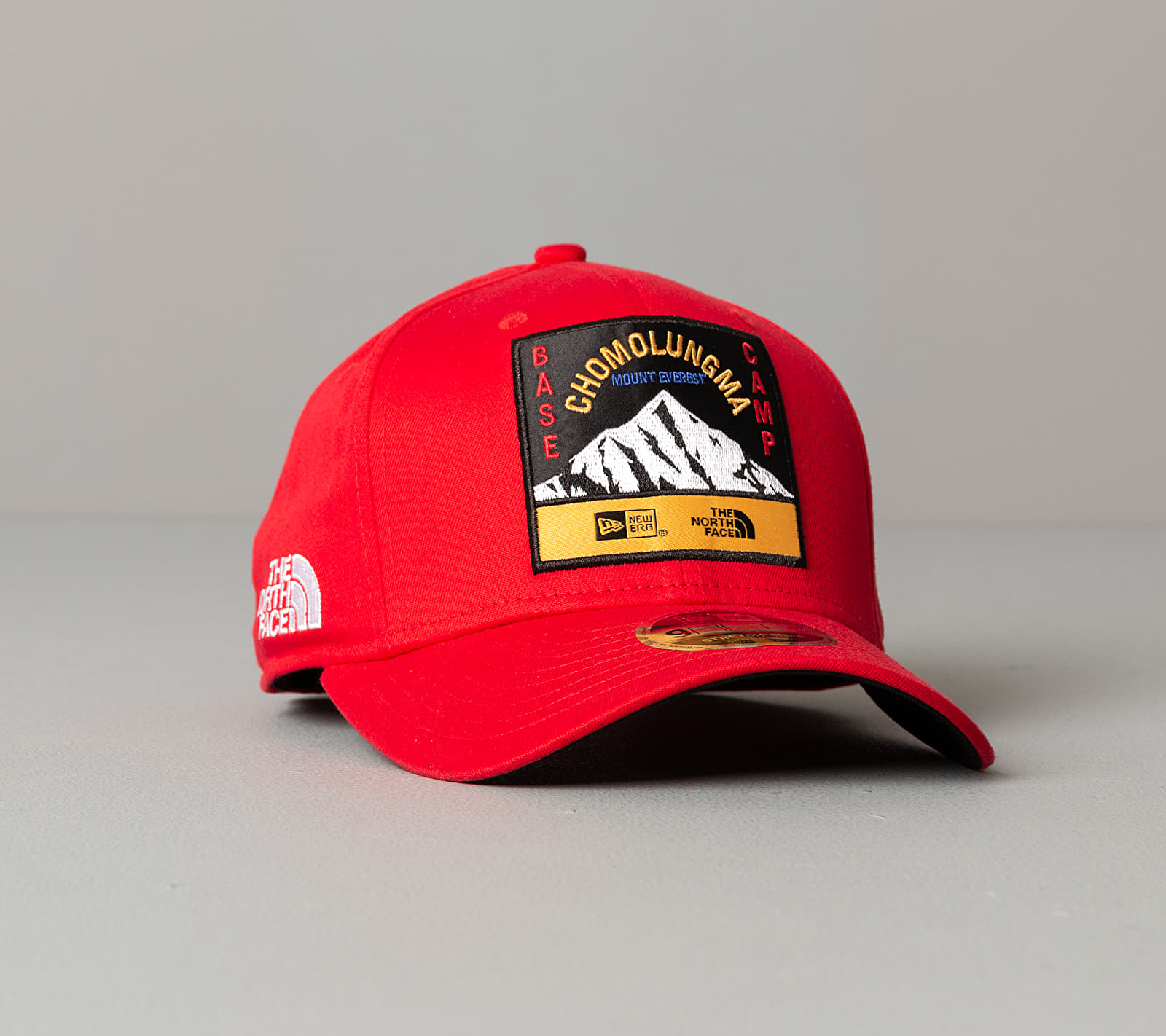 New Era x The North Face 9Fifty Stretch Snapback Red
