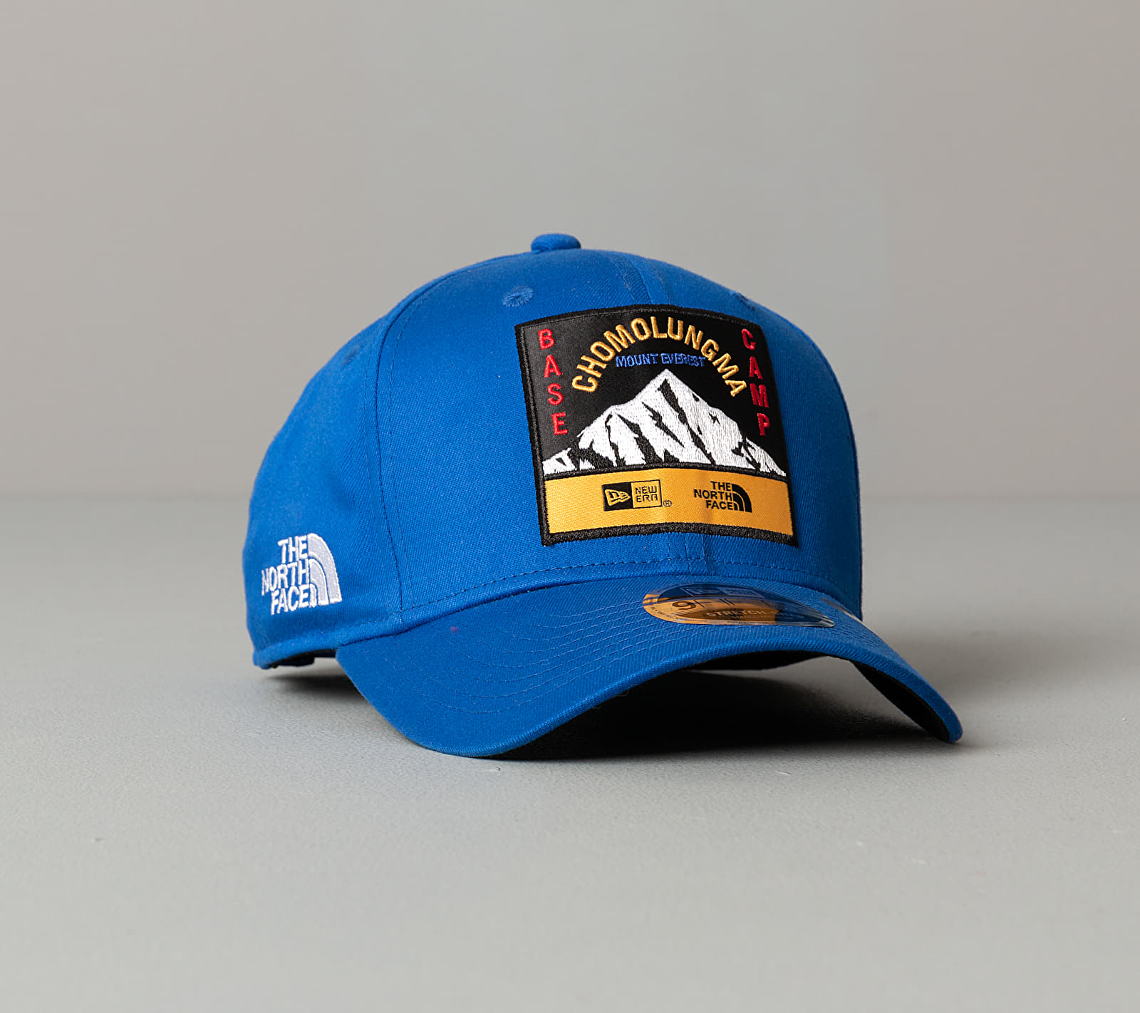 New Era x The North Face 9Fifty Stretch Snapback Blue