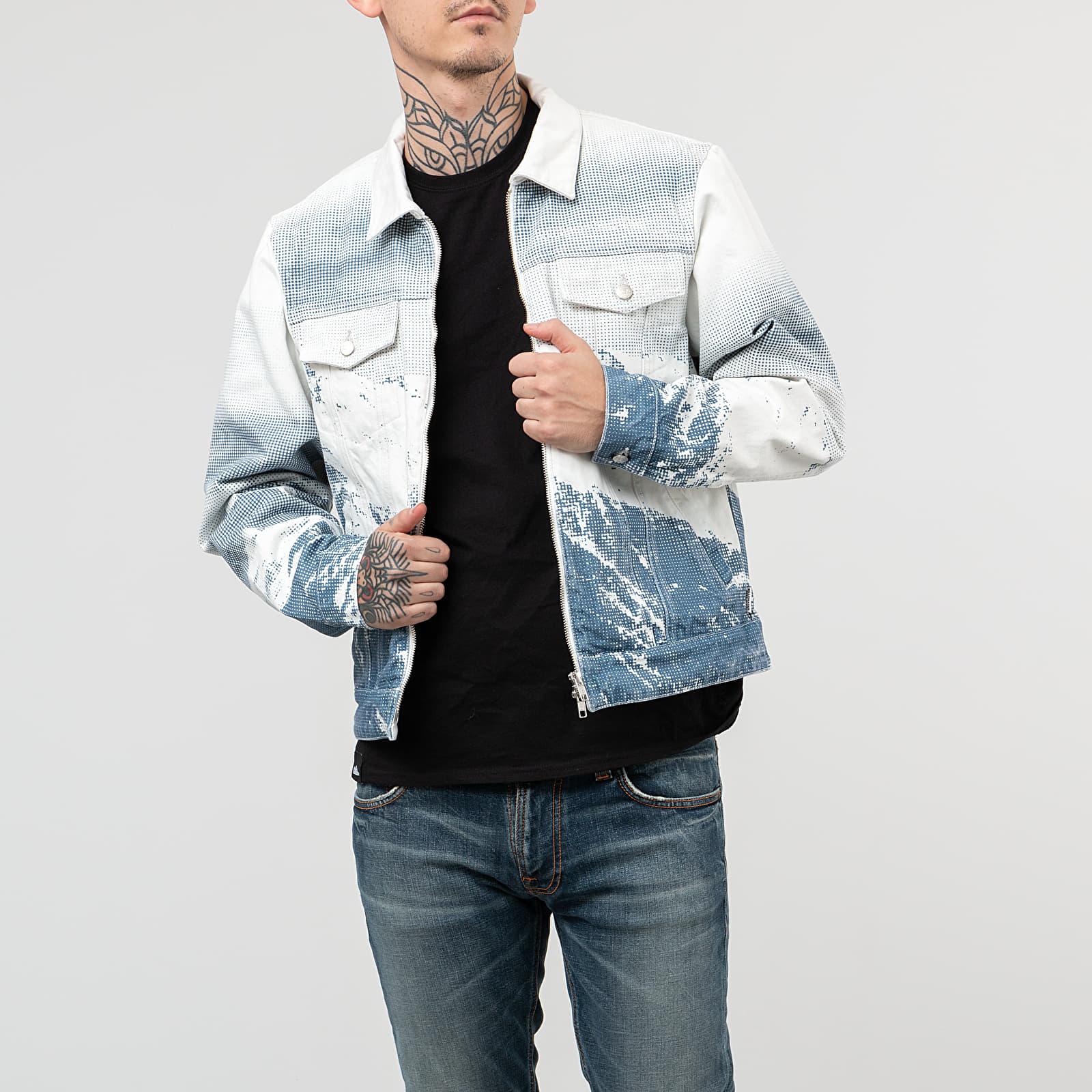 Billionaire Boys Club Zip Denim Jacket