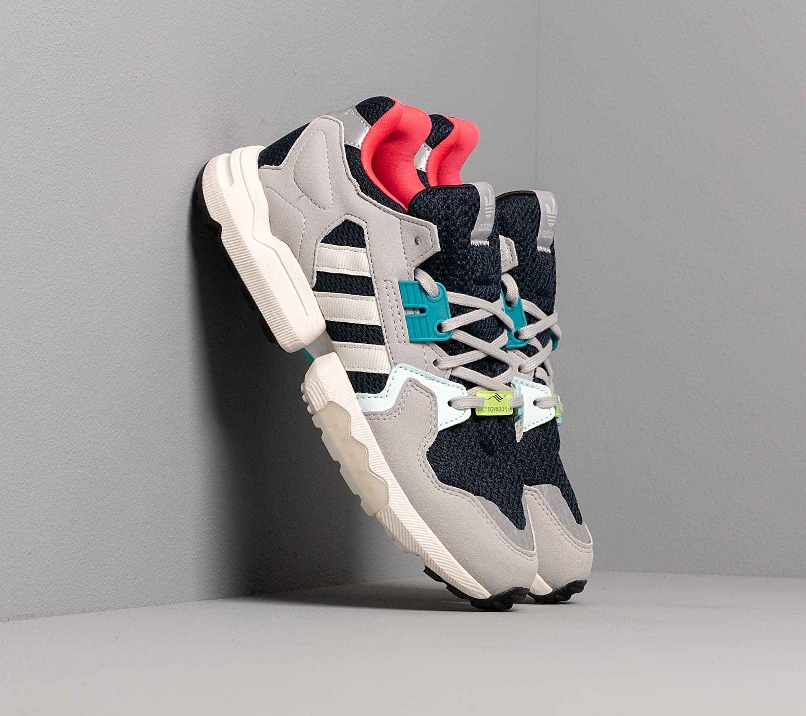 adidas Zx Torsion W Collegiate Navy/ Off White/ Grey Two, Blue
