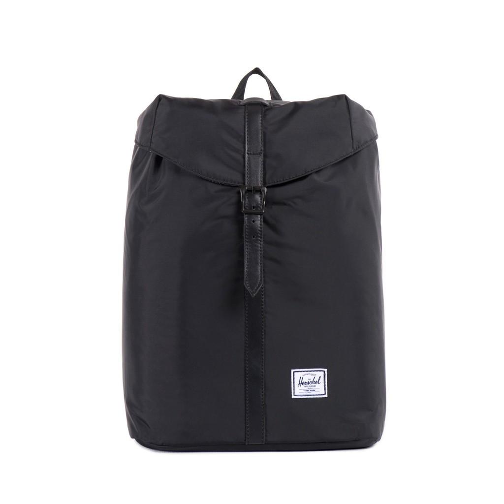 5c92bba9138 Herschel Supply Post Backpack Black Nylon | Footshop