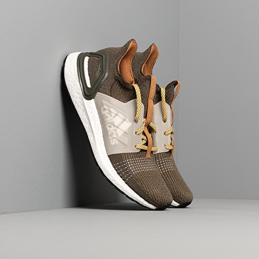 Adidas Consortium x Wood Wood Men UltraBOOST 19 (olive earth green mesa linen)