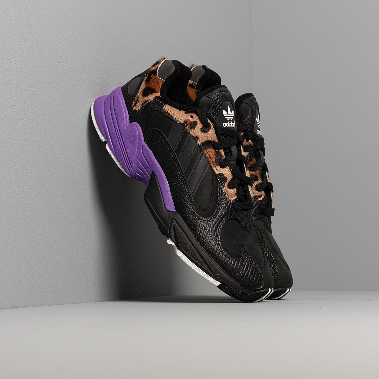 Men's shoes adidas Yung-1 Core Black/ Core Black/ Core Black