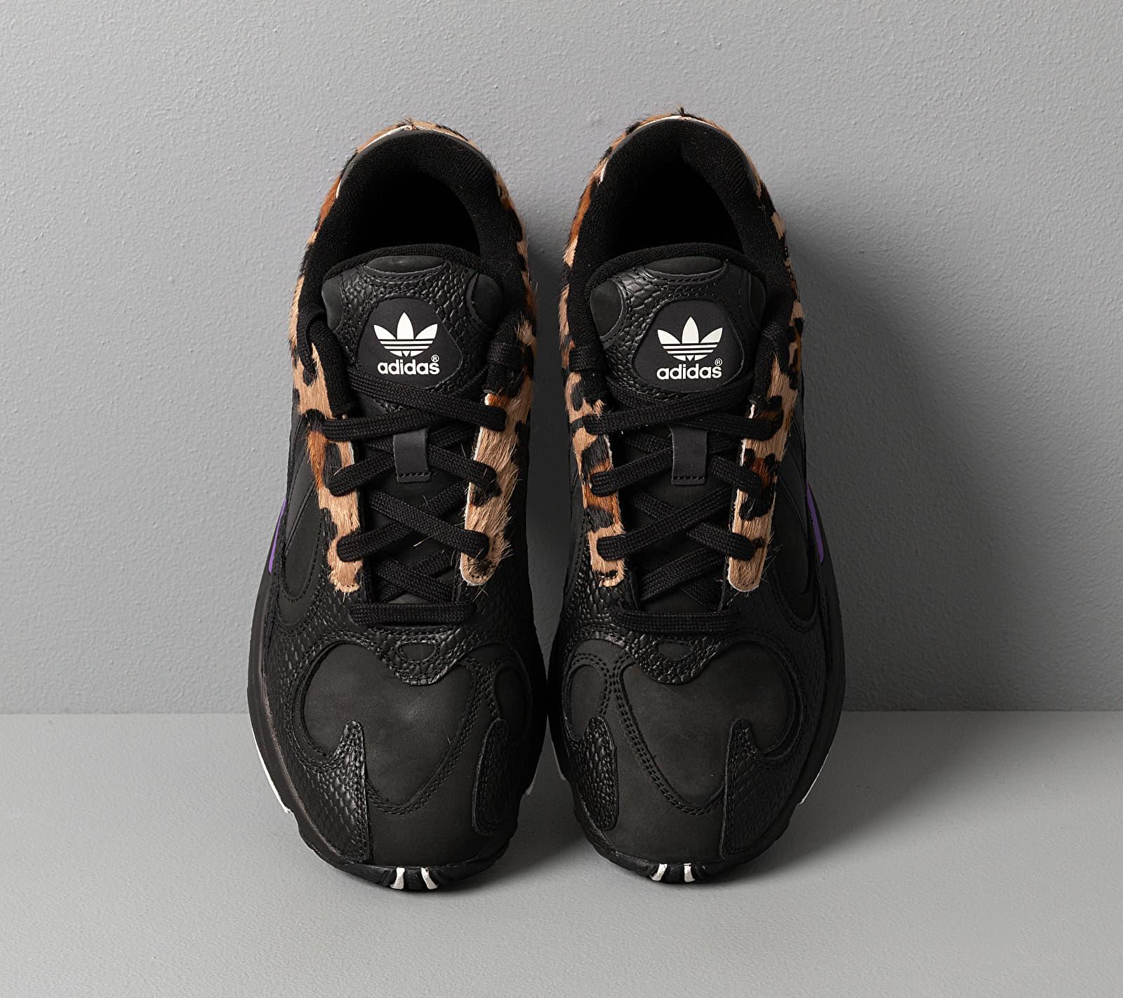 adidas Yung-1 Core Black/ Core Black/ Core Black