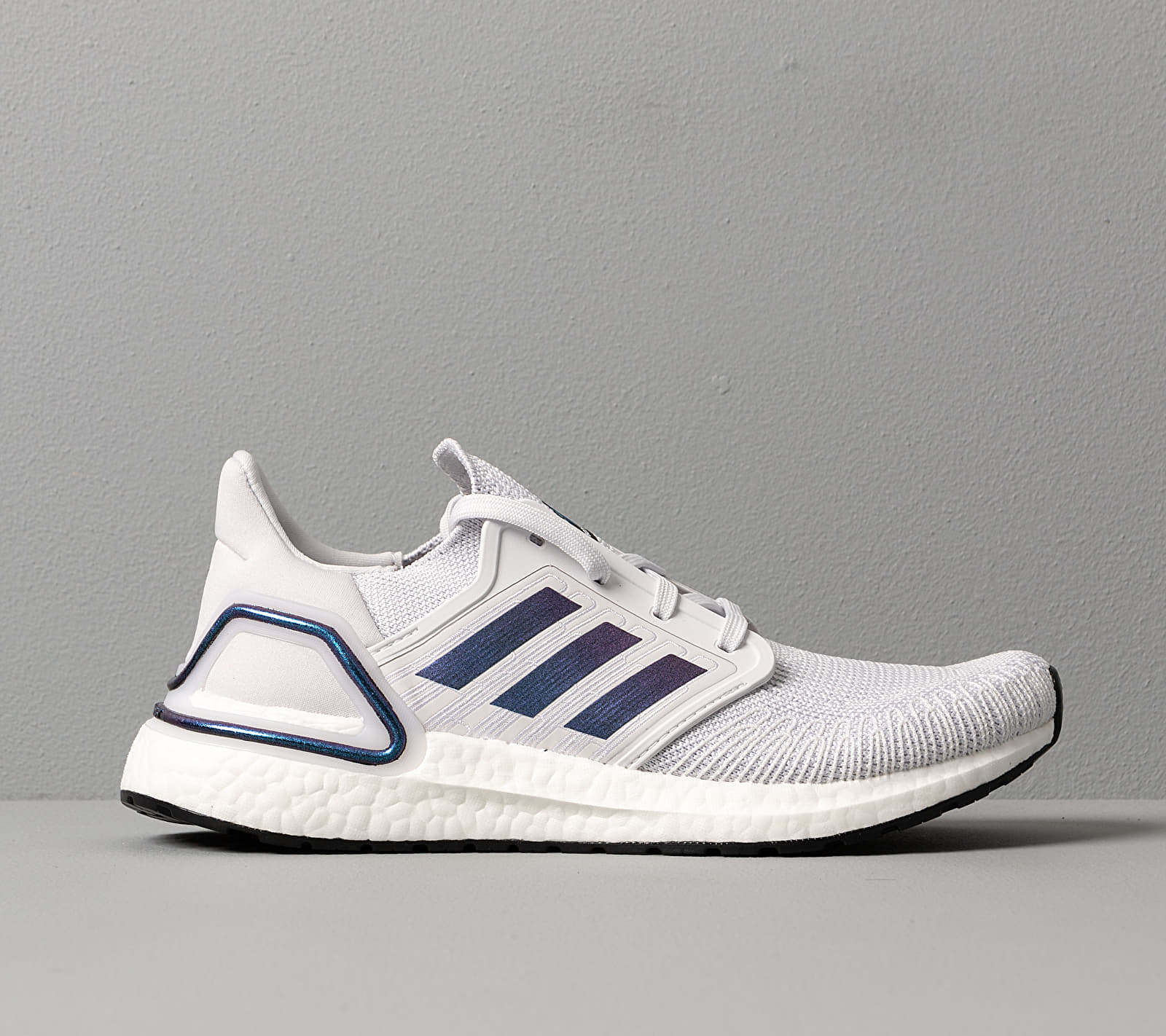 adidas UltraBOOST 20 W Dash Grey/ Blue Vime/ Core Black, Gray