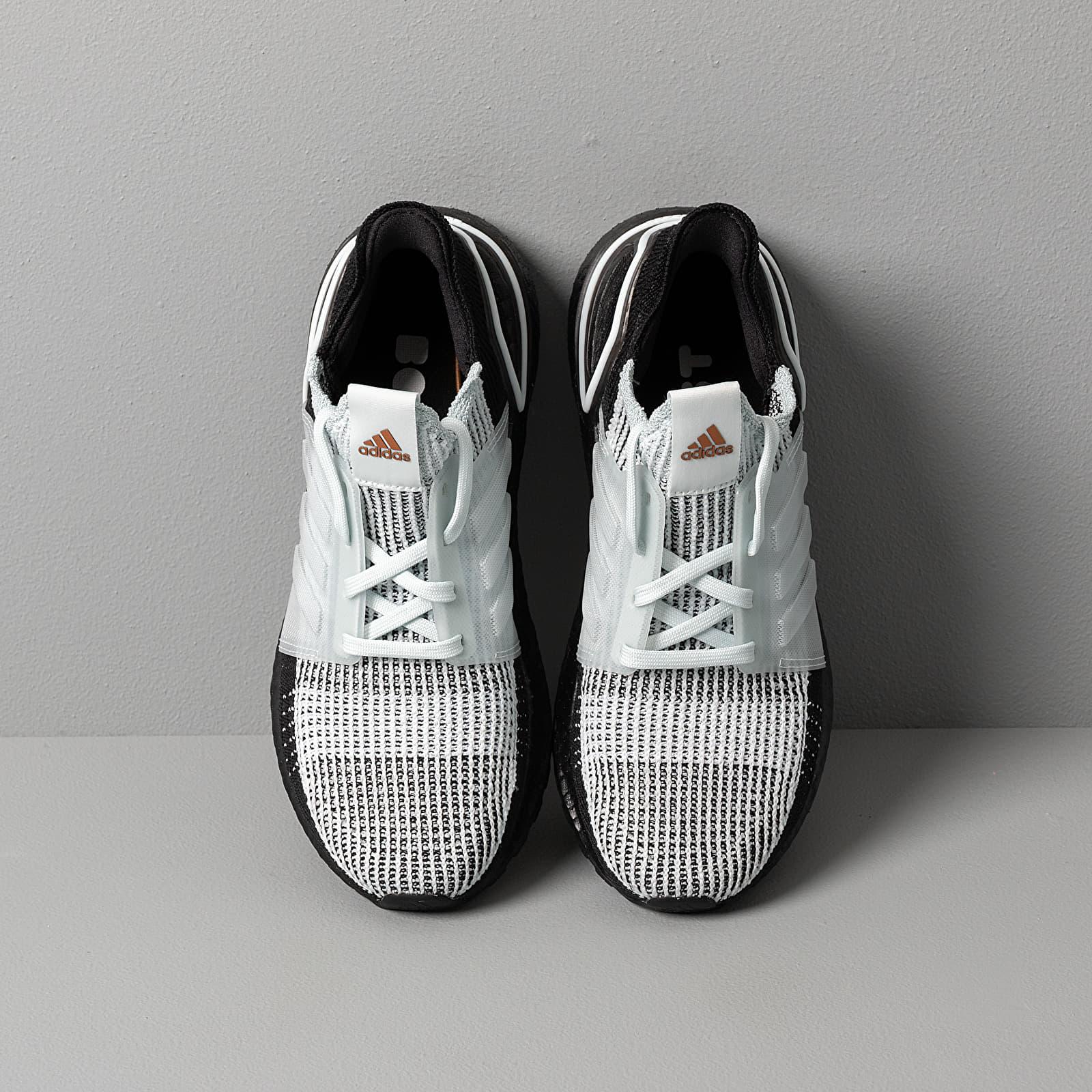 adidas UltraBOOST 19 W Blue Tint/ Core Black/ Copper Metalic   Footshop
