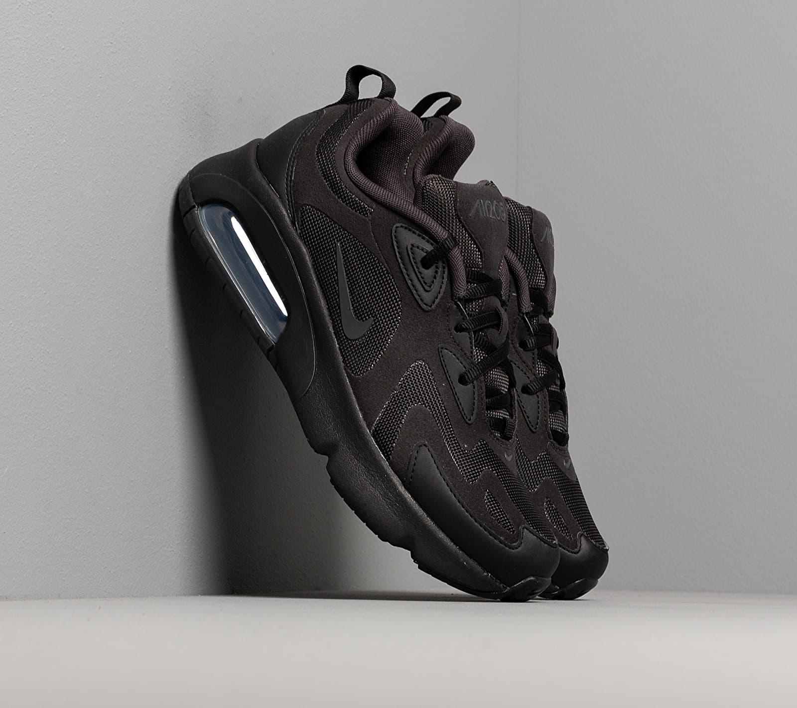 Nike Air Max 200 (GS) Black/ Anthracite EUR 36