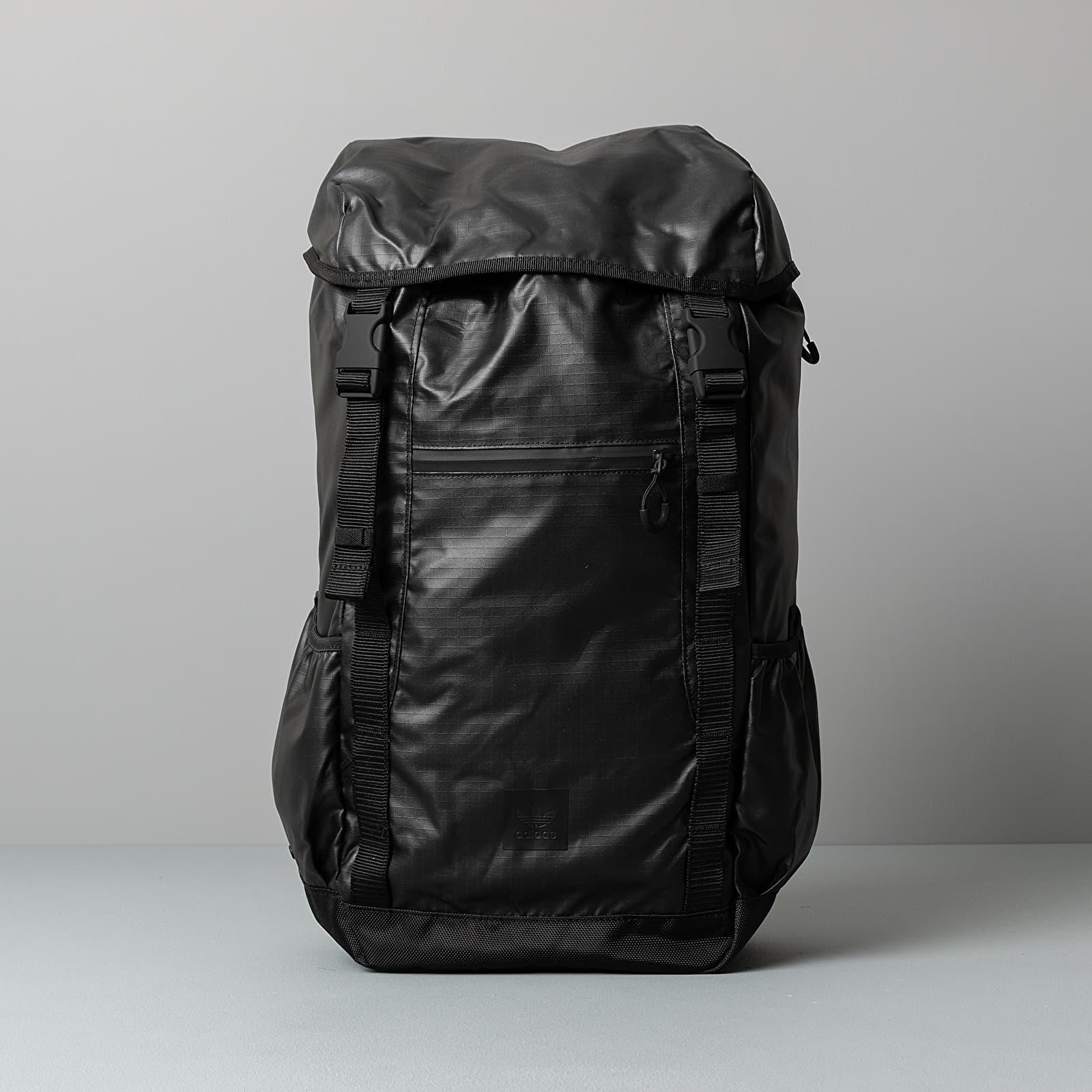 adidas Toploader Backpack Black | Footshop