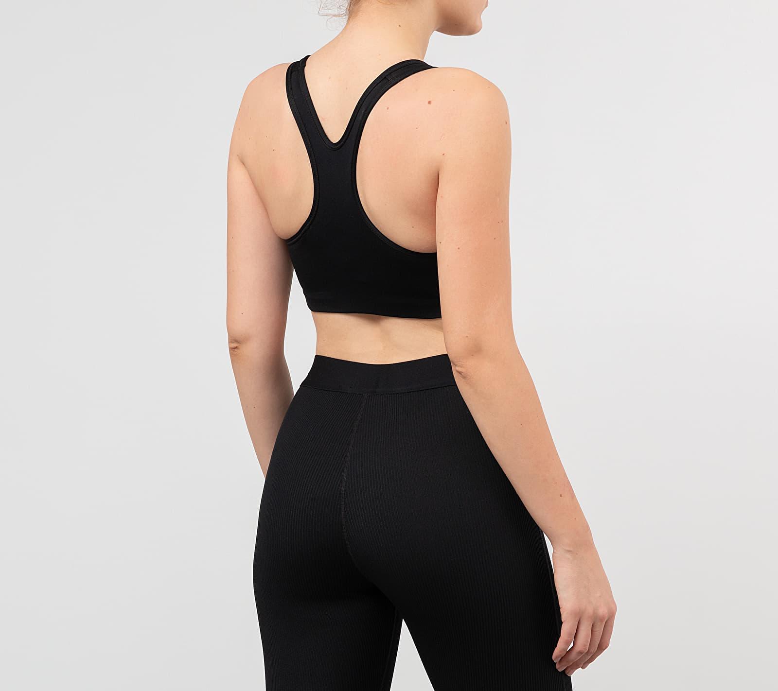 Nike Swoosh Bra Black/ White