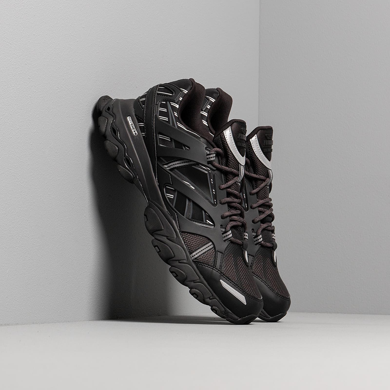 shoes Reebok DMX Trail Shadow Black