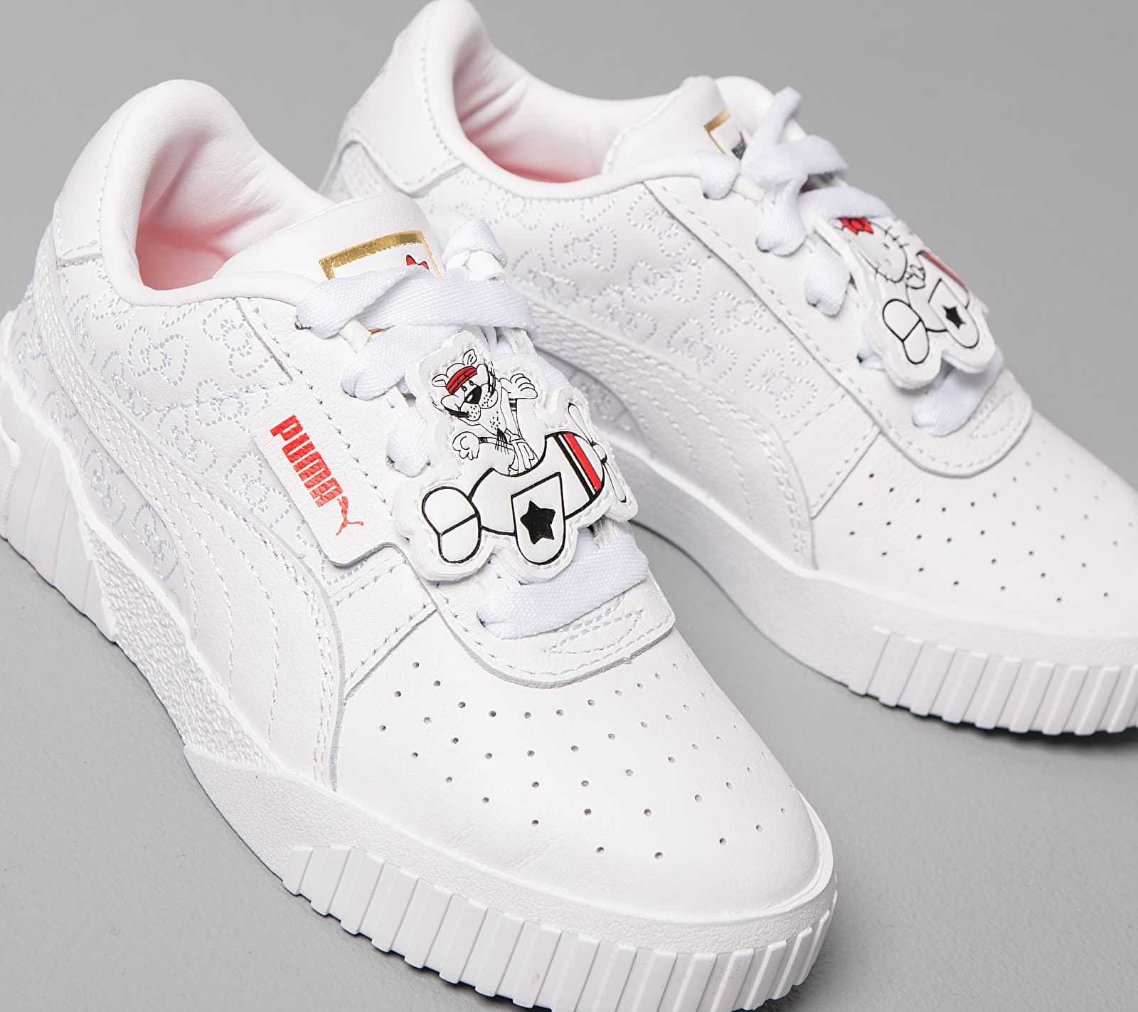 Puma x Hello Kitty PS Puma White/ Puma Black