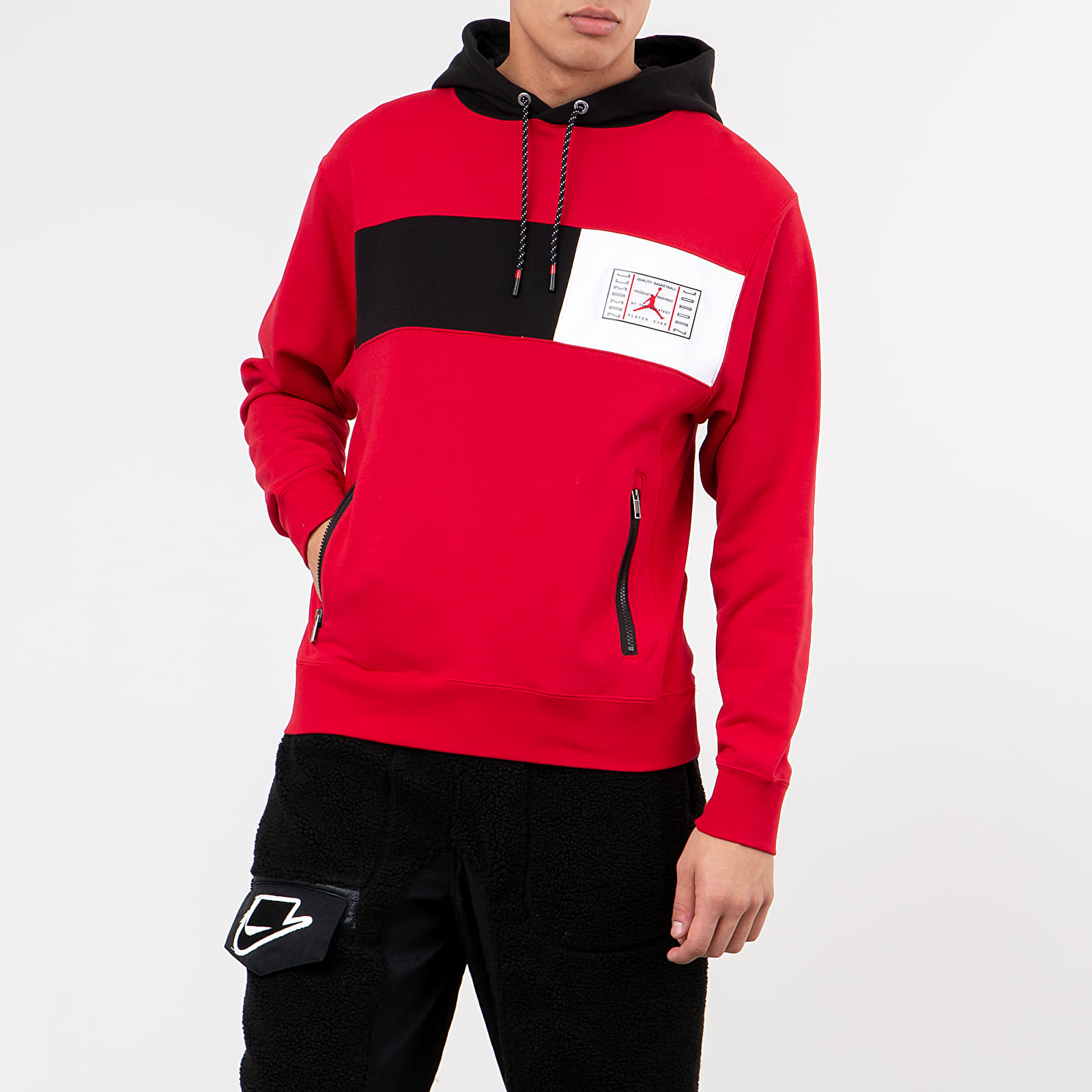 adidas Performance Sweatjacke legacy red
