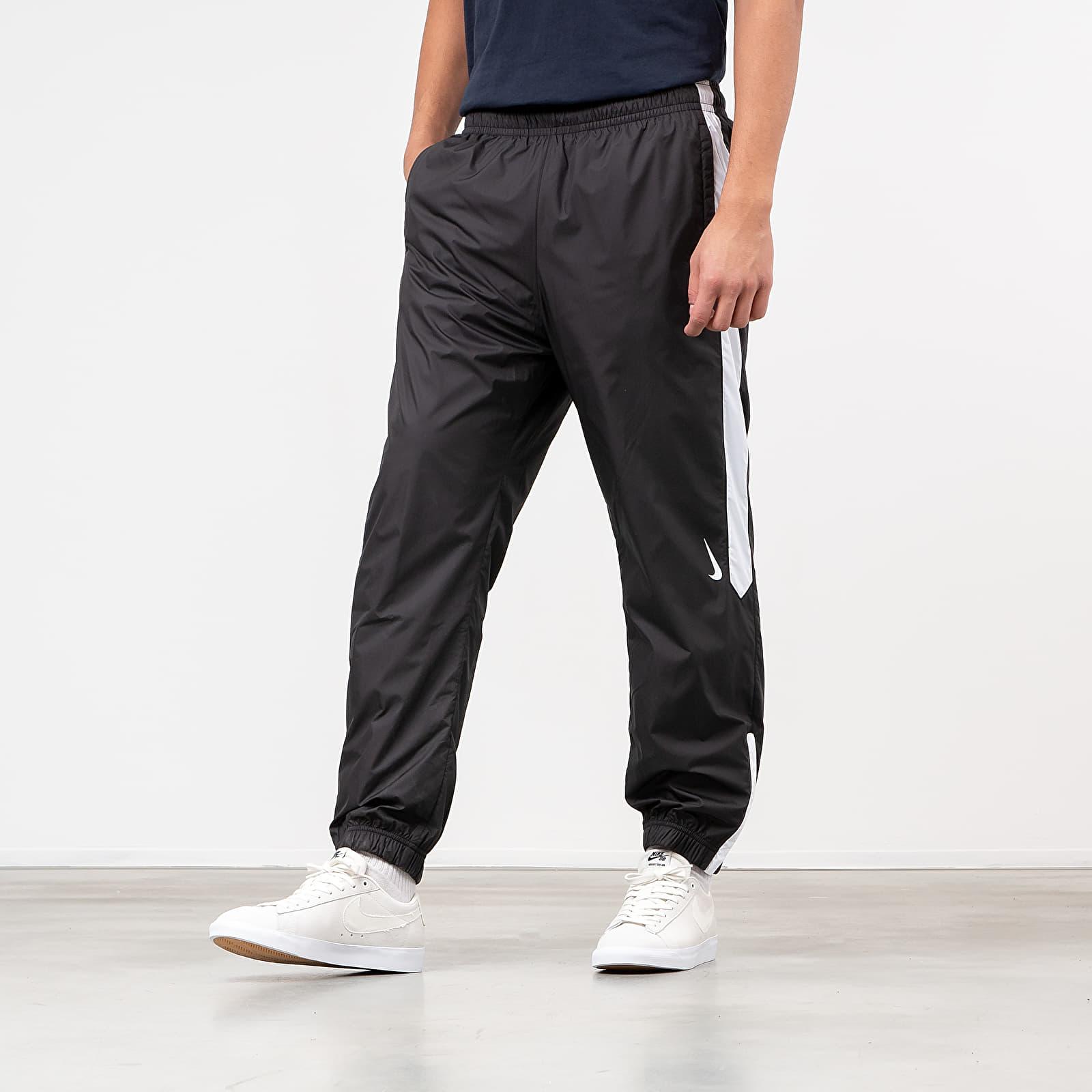 Pantalons Nike SB Shield Skate Track Pants Black/ White