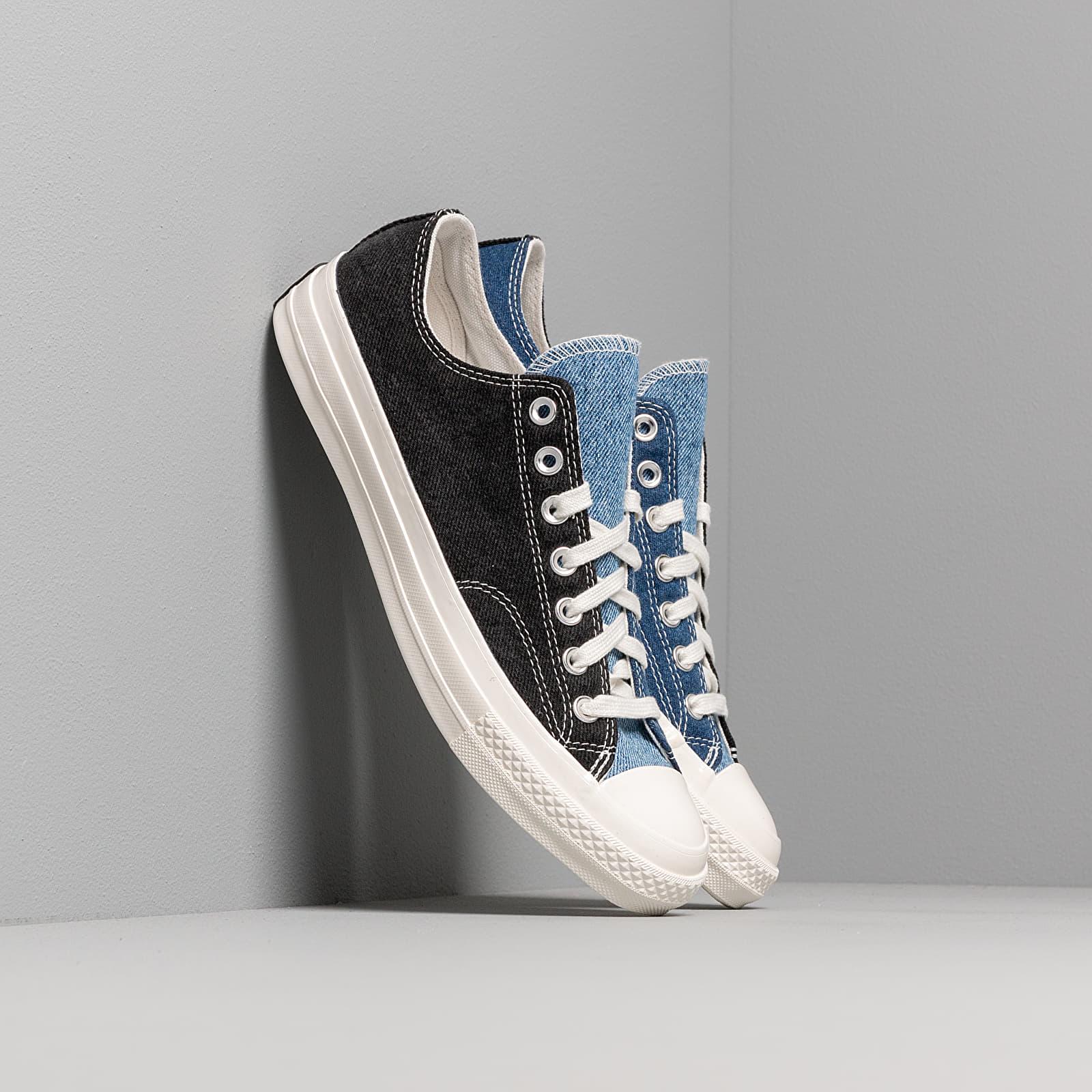 Scarpe e sneaker da uomo Converse Chuck 70 OX Renew Dark Denim/ Light Denim/ Egret
