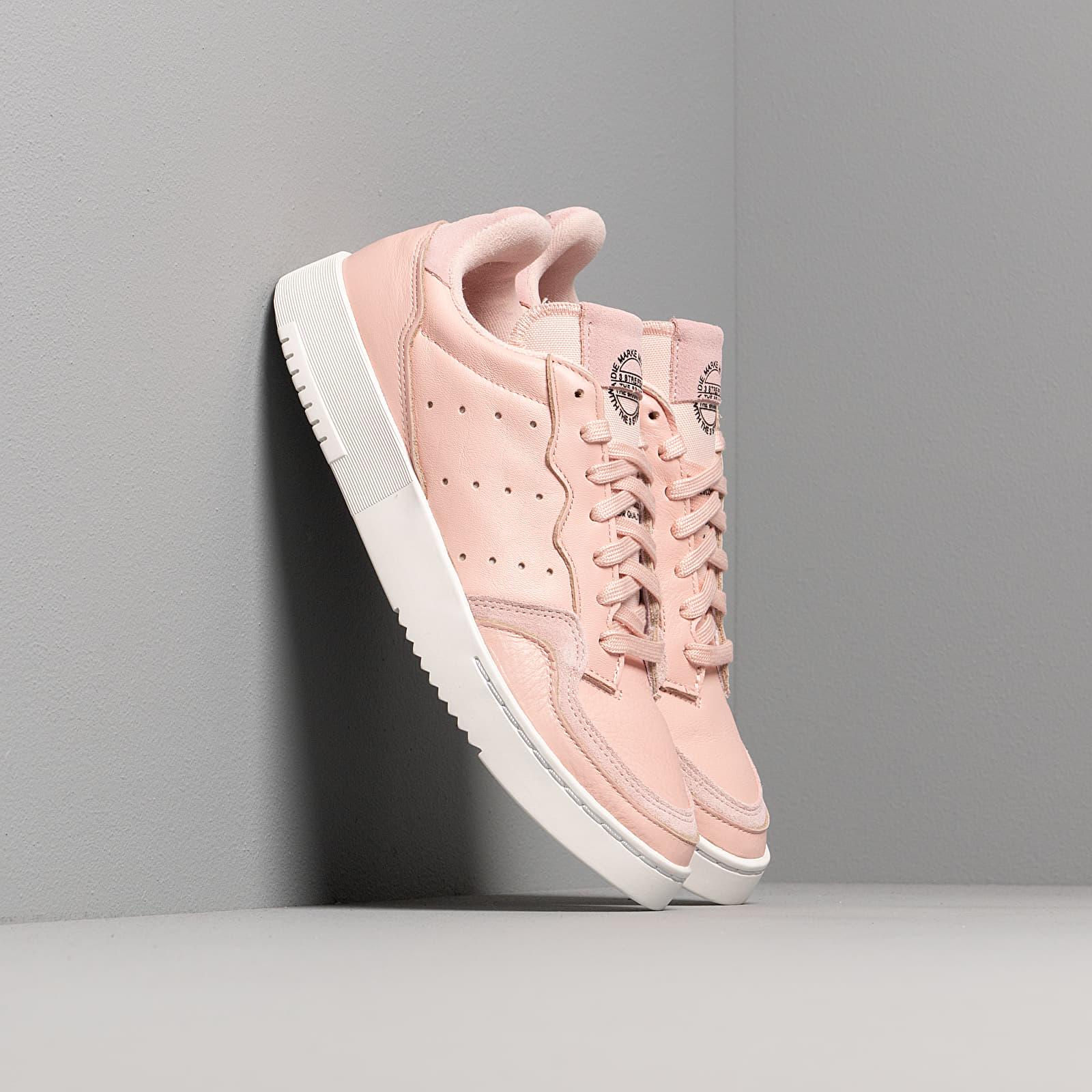 Zapatillas mujer adidas Supercourt W Vapor Pink/ Vapor Pink/ Crystal White