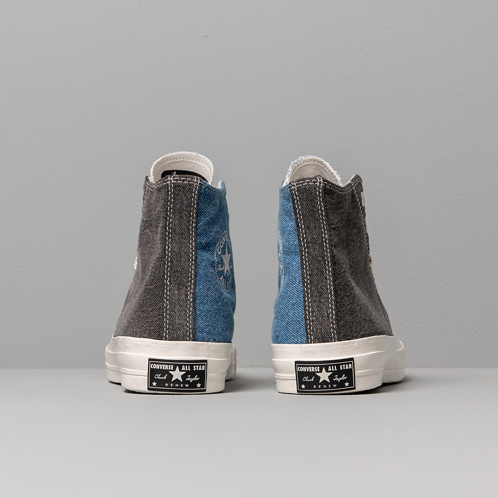 Converse Chuck 70 Hi Renew Dark Denim Light Denim Egret | Footshop