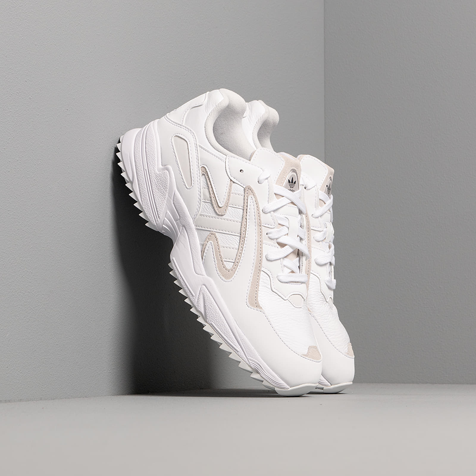 adidas Yung 96 Chasm Trail Ftw White Crystal White Core Black | Footshop