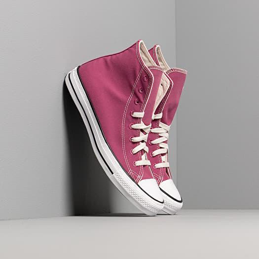Sneaker Converse Converse Chuck Taylor All Star Hi Renew Mesa Rose/ Black/ White