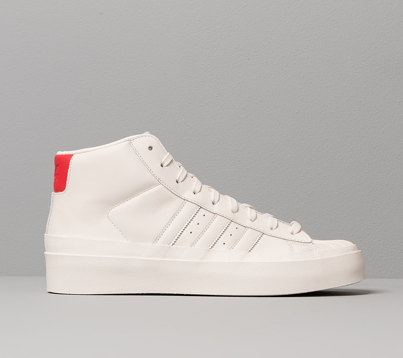 adidas x 424 Pro Model Core White/ Core White/ Core White