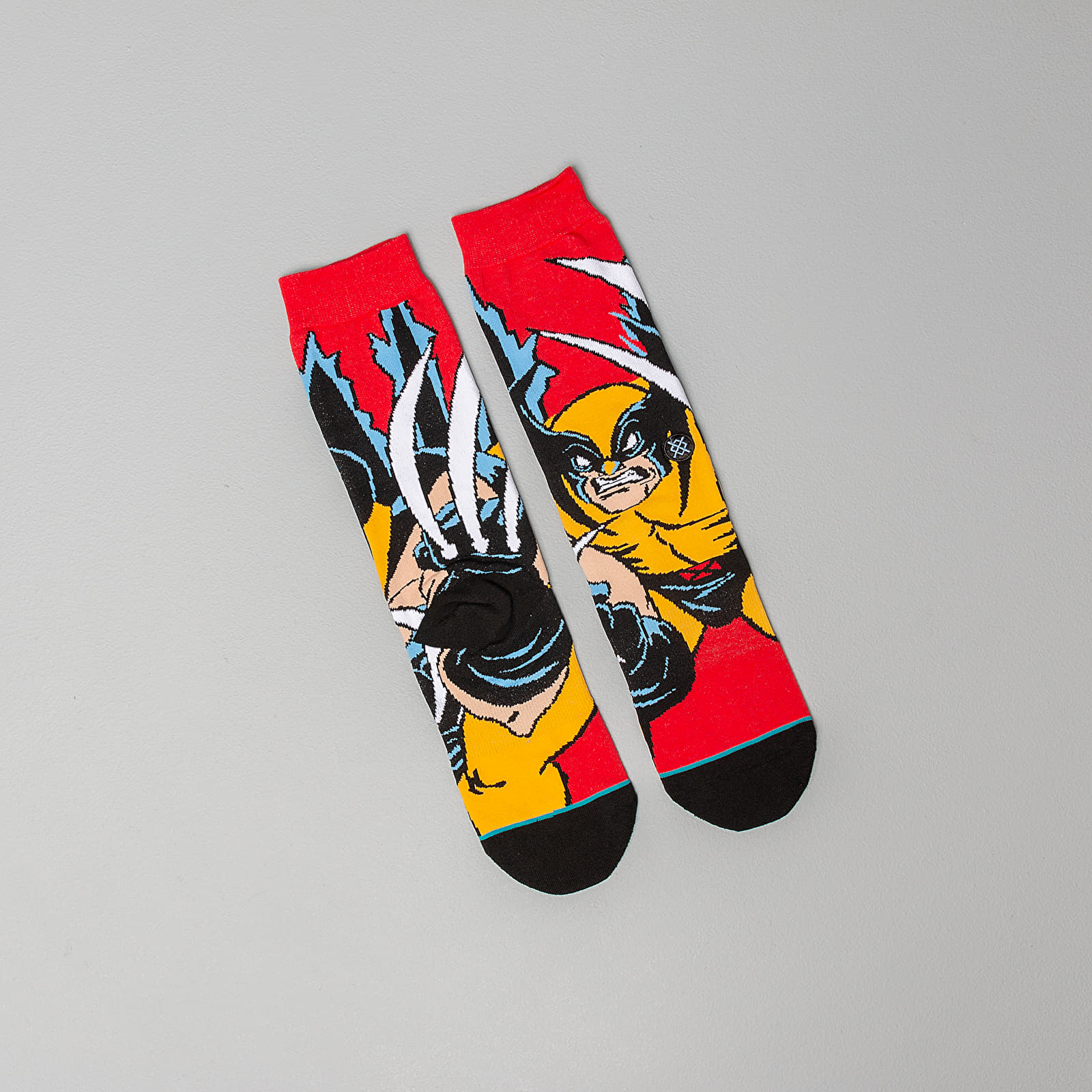 Socks Stance x X-Men Xmen Wolverine Socks Red