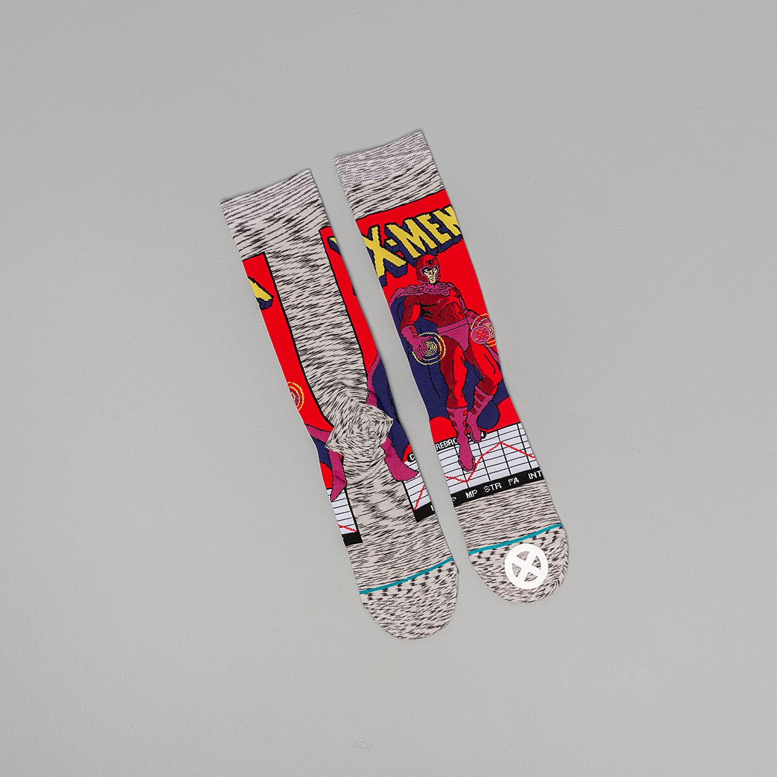 Ponožky Stance x X-Men Magneto Comic Socks Grey