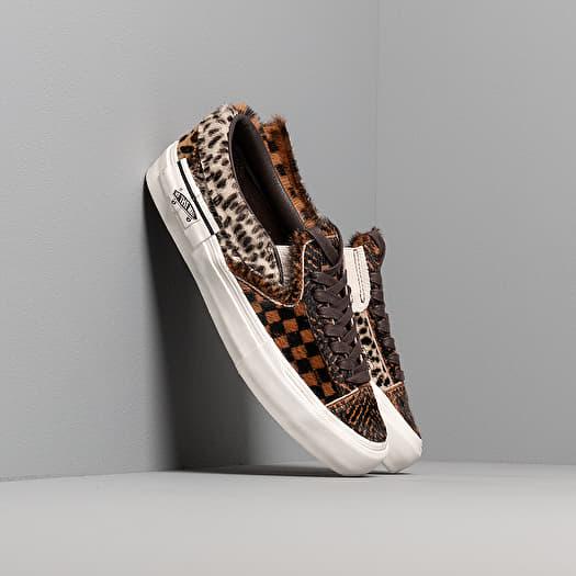Men's shoes Vans Slip-On Cap LX (Pony