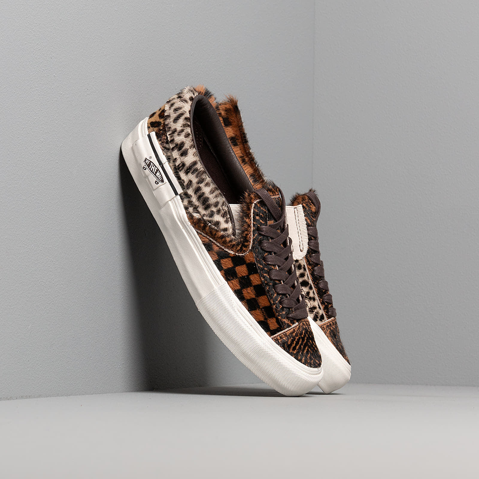 Vans Slip-On Cap LX (Pony)